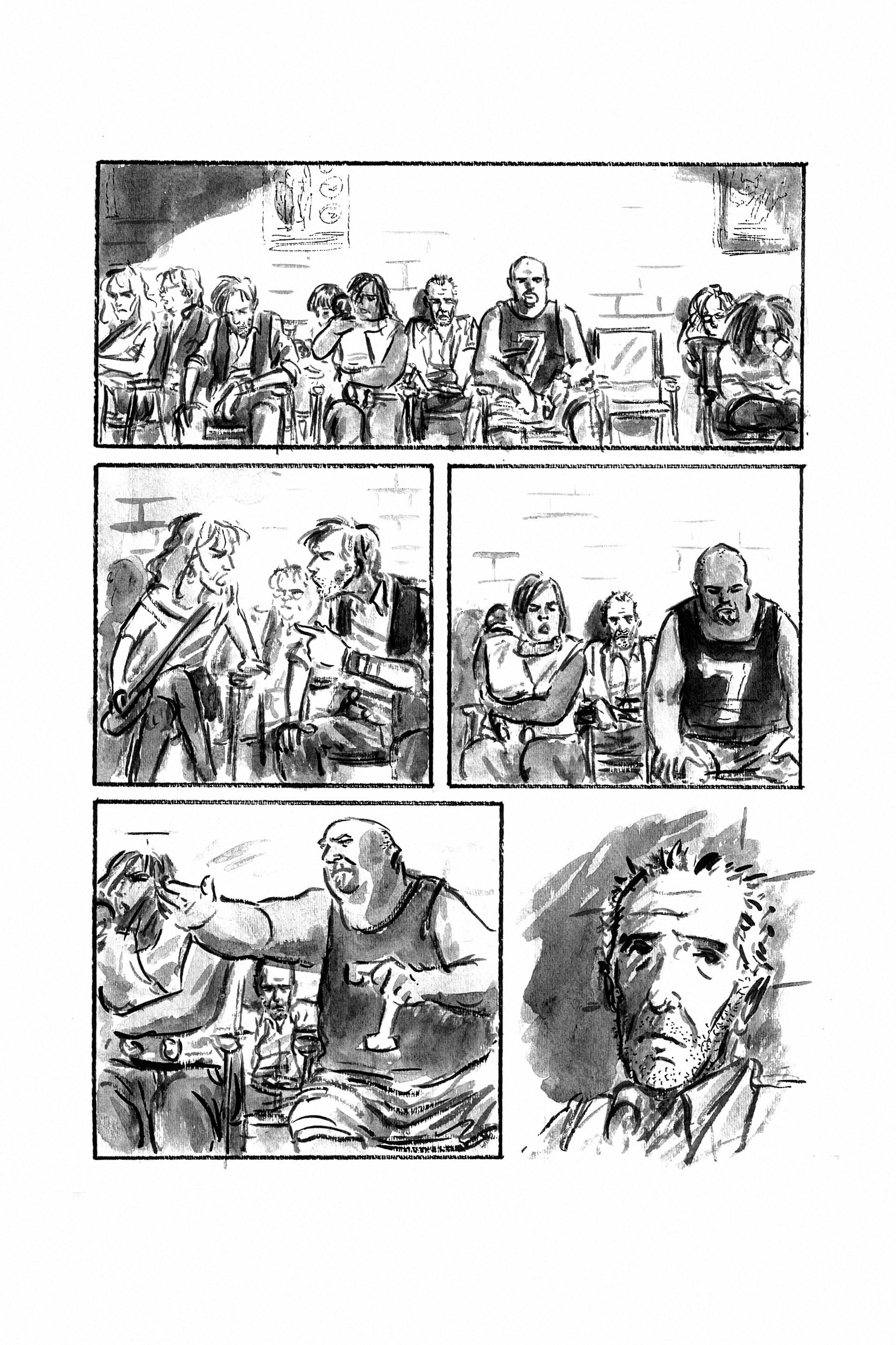 Read online Tumor comic -  Issue # TPB - 222