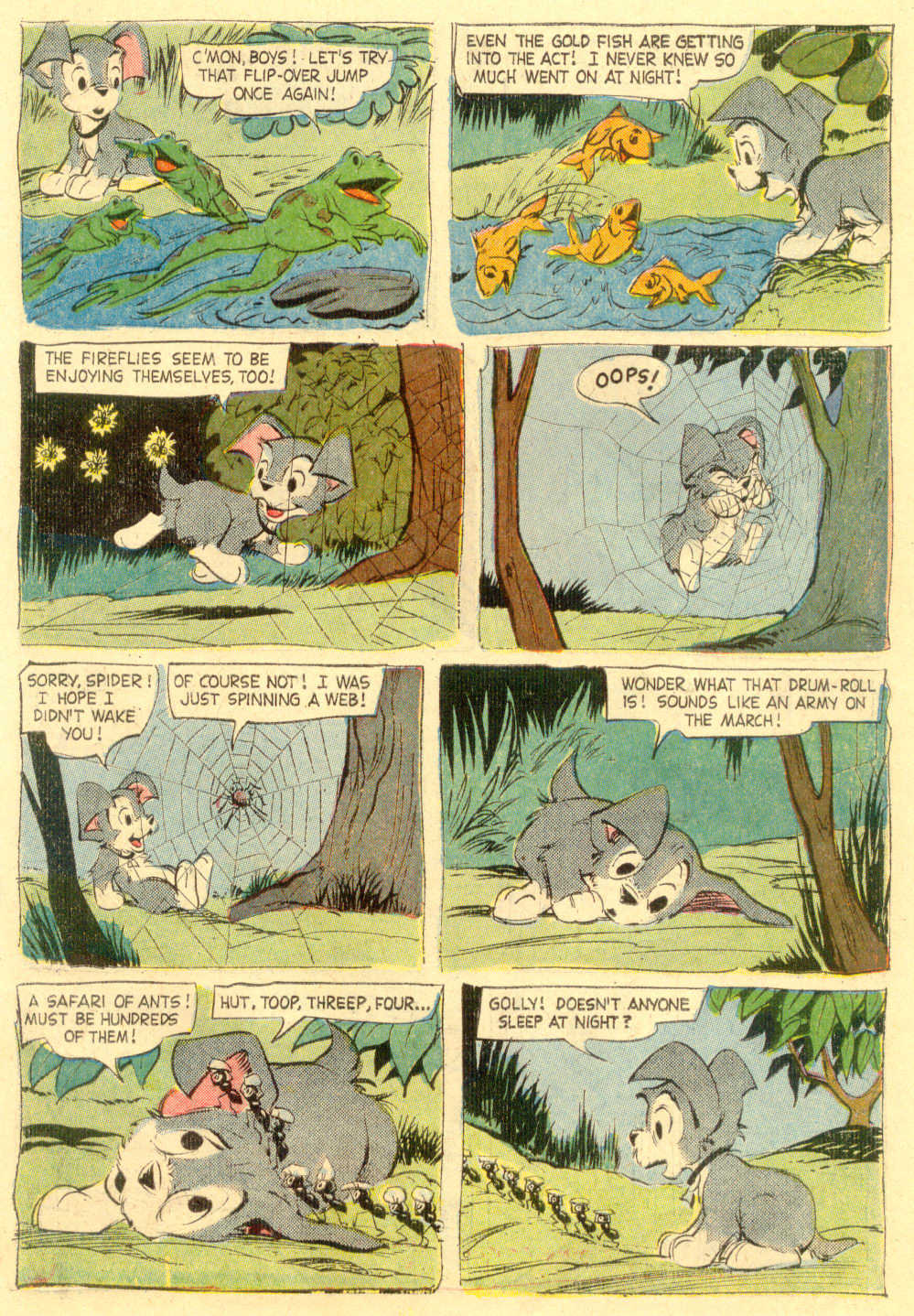 Walt Disney's Comics and Stories issue 223 - Page 15