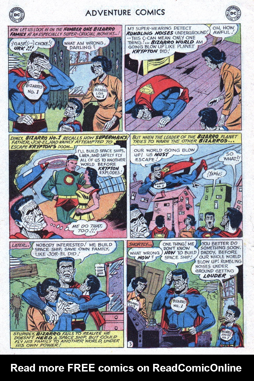 Read online Adventure Comics (1938) comic -  Issue #290 - 39