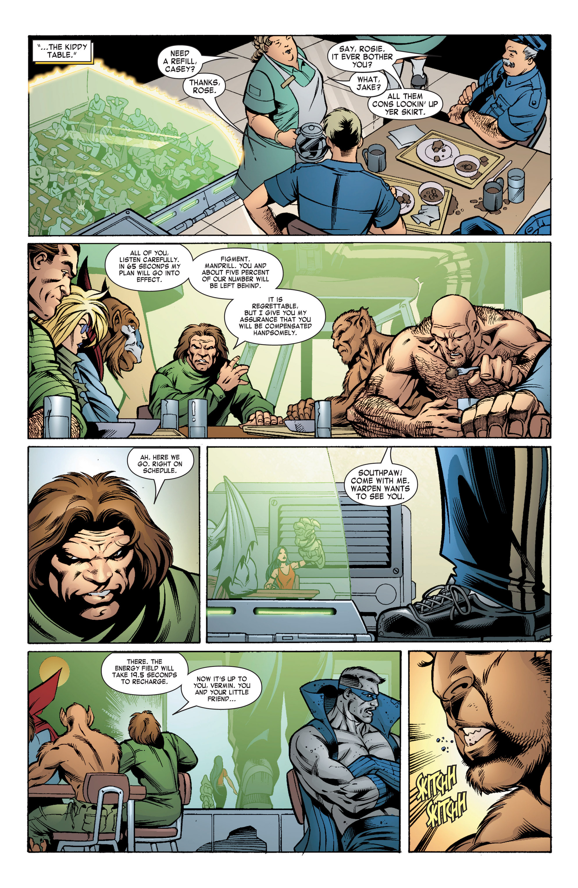 Read online She-Hulk (2004) comic -  Issue #5 - 15
