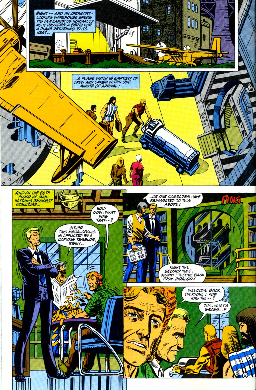 Doc Savage (1988) issue 11 - Page 4