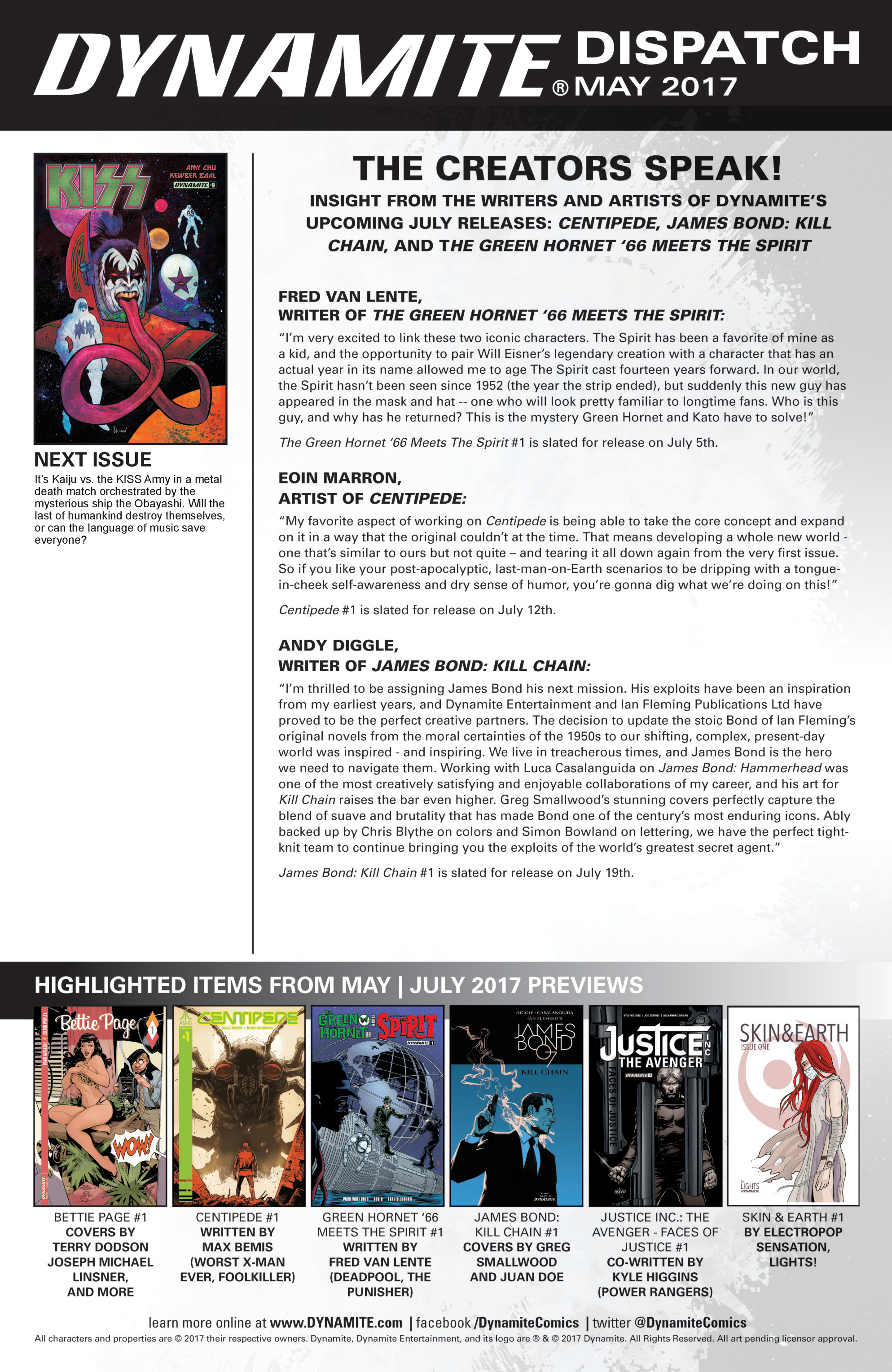 Read online KISS comic -  Issue #8 - 24