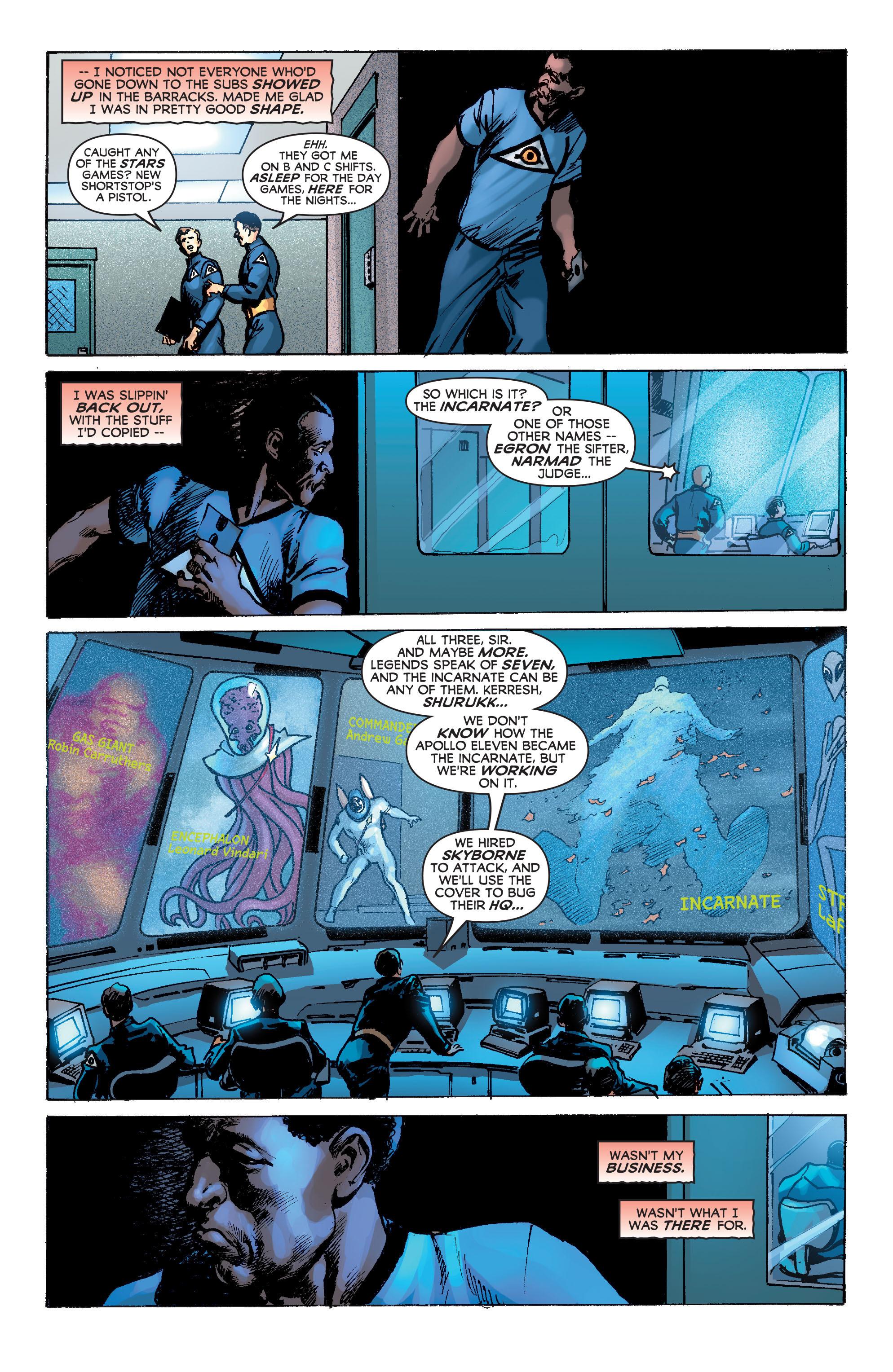 Read online Astro City: Dark Age/Book Three comic -  Issue #1 - 19