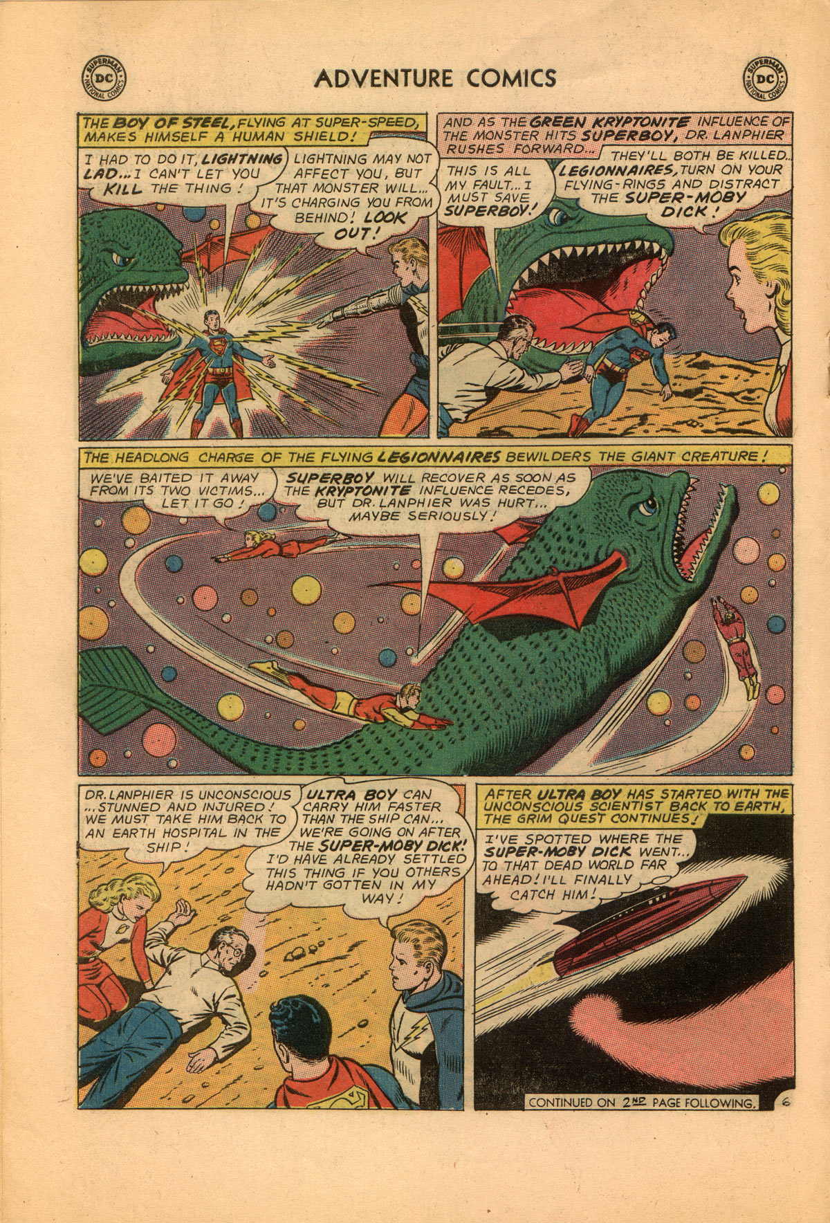 Read online Adventure Comics (1938) comic -  Issue #332 - 18