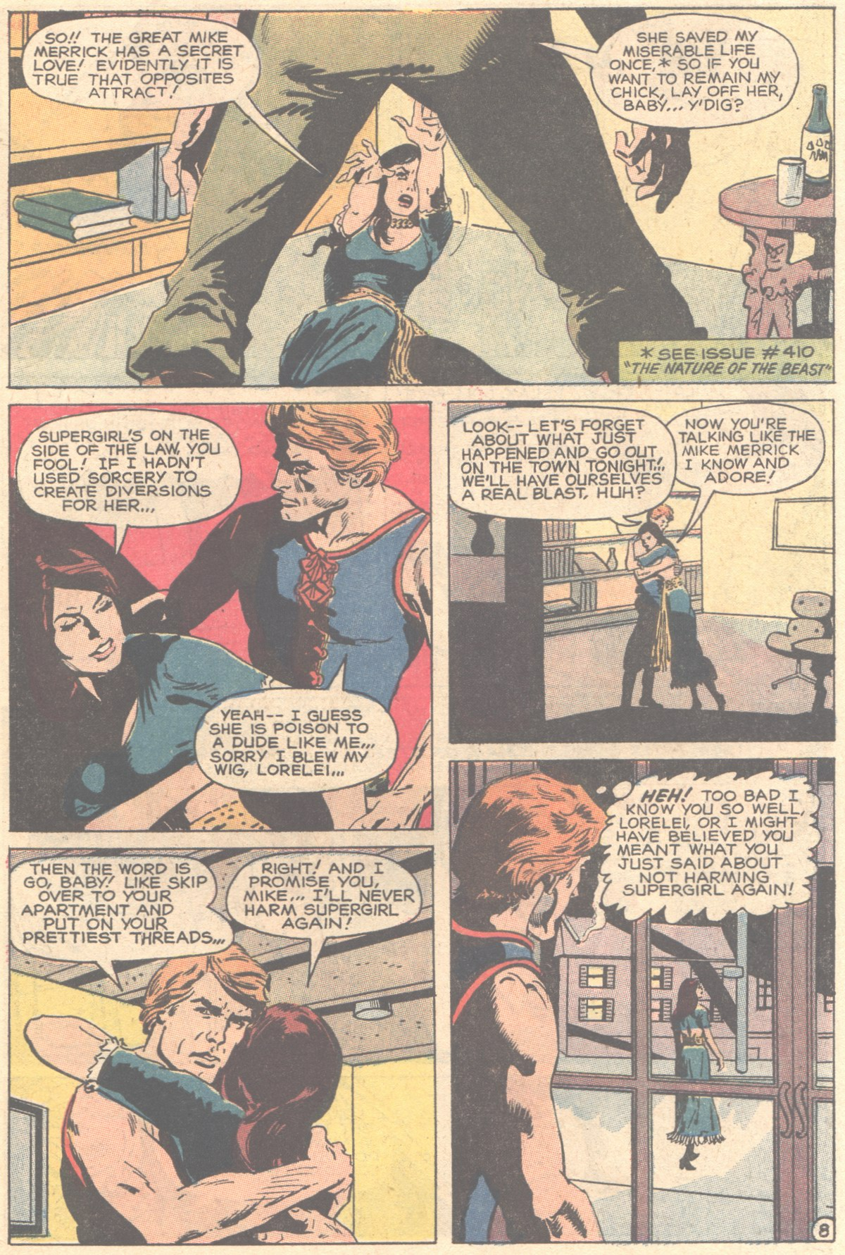 Read online Adventure Comics (1938) comic -  Issue #419 - 11