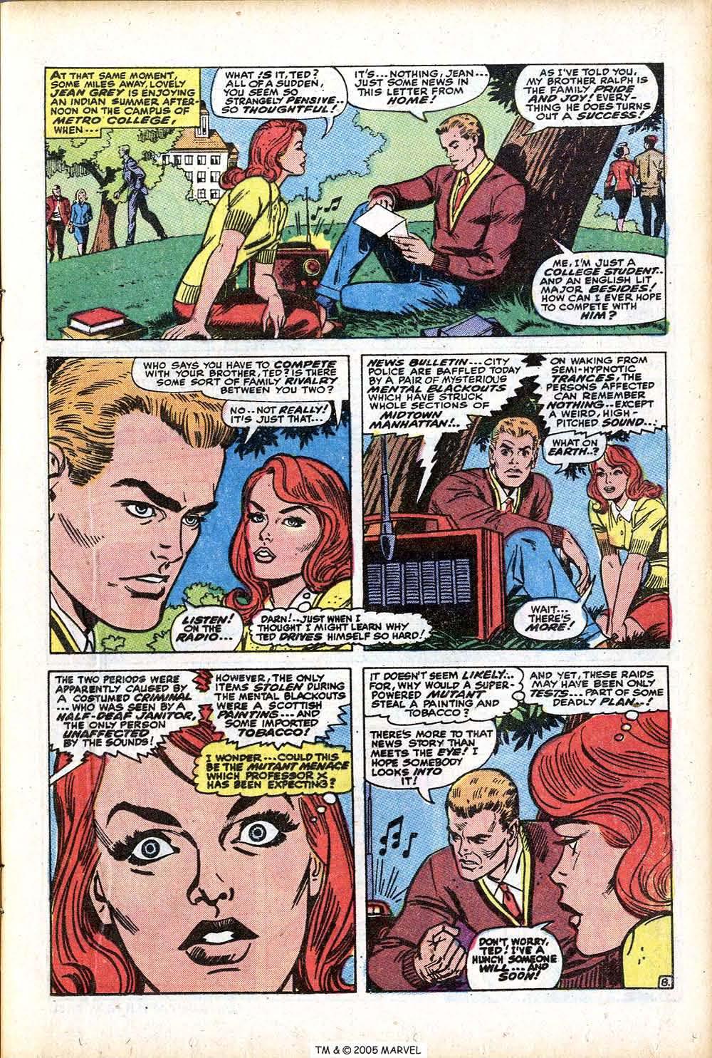 Uncanny X-Men (1963) 76 Page 12