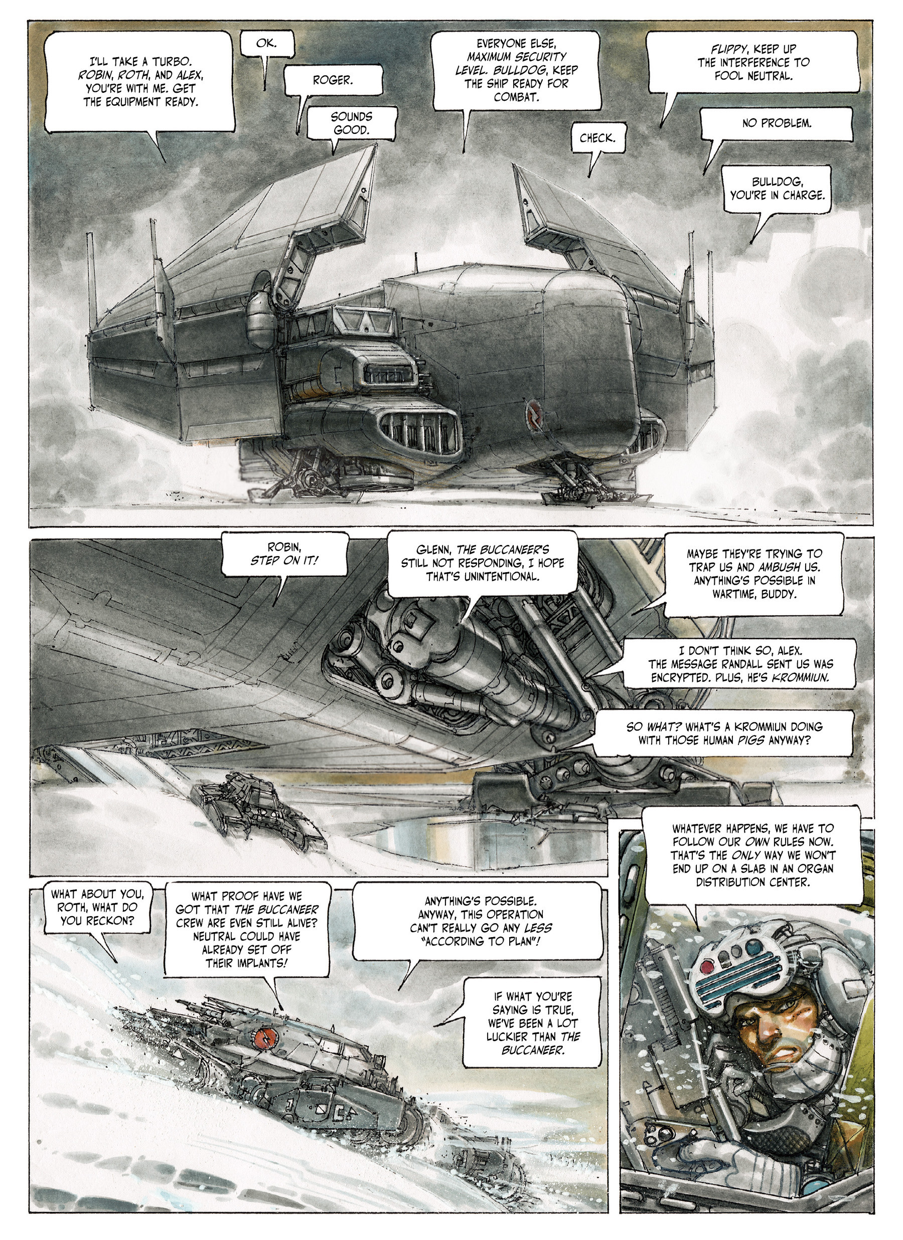 Read online The Fourth Power comic -  Issue #4 - 12