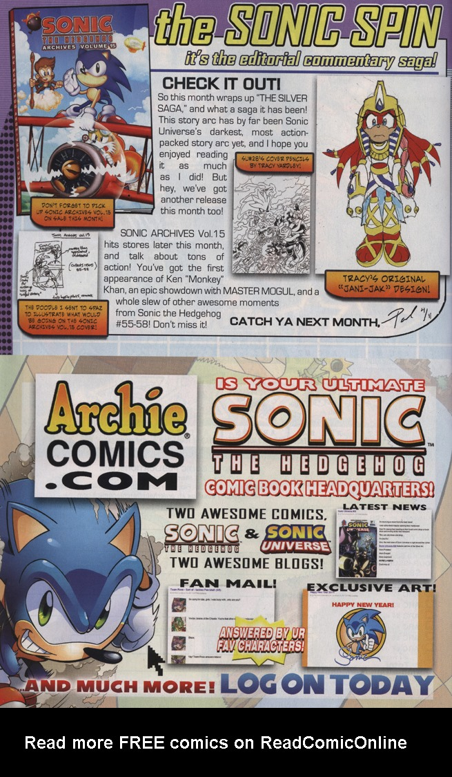 Read online Sonic Universe comic -  Issue #28 - 26