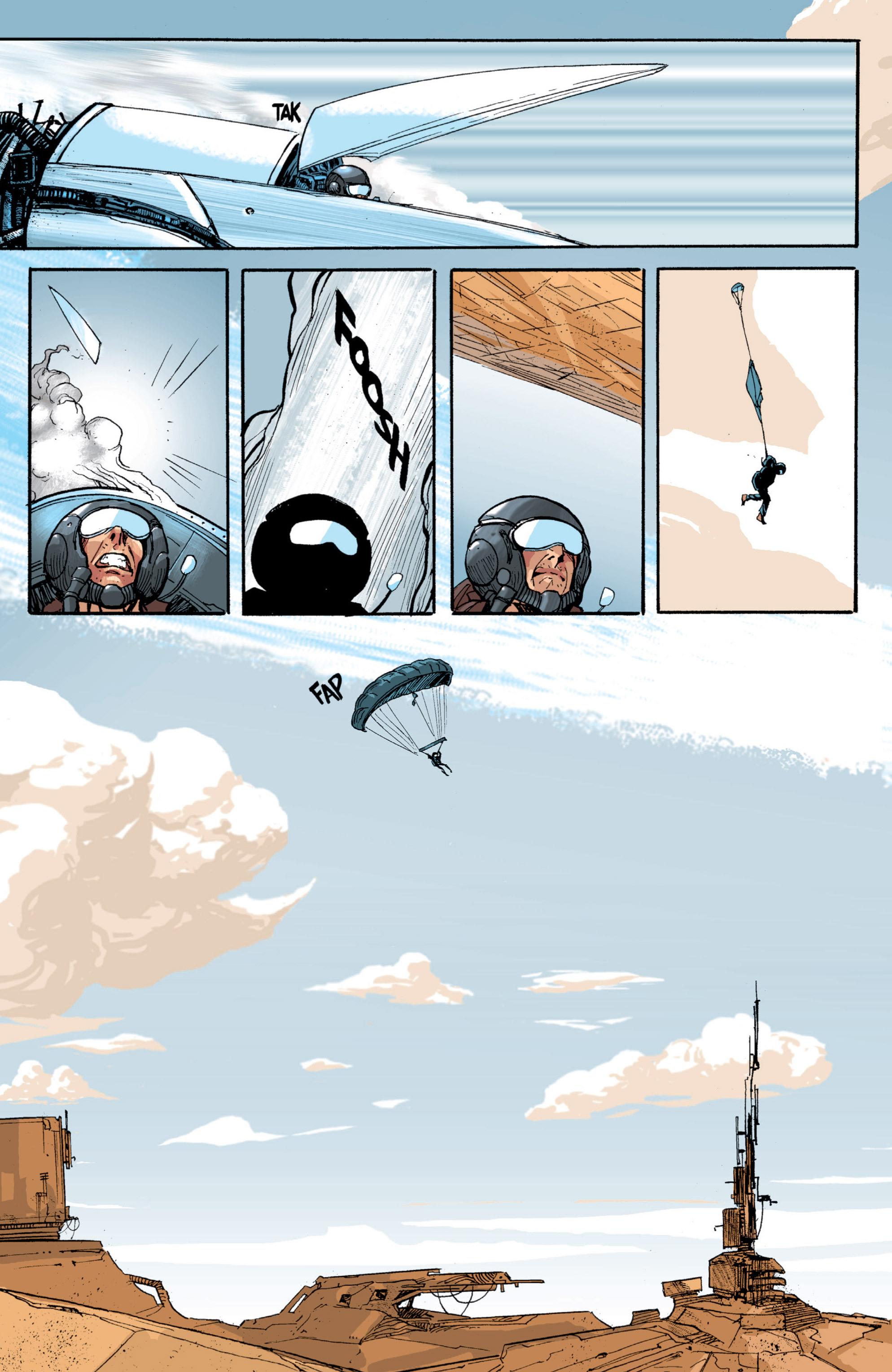 Read online Planetoid comic -  Issue # TPB - 156