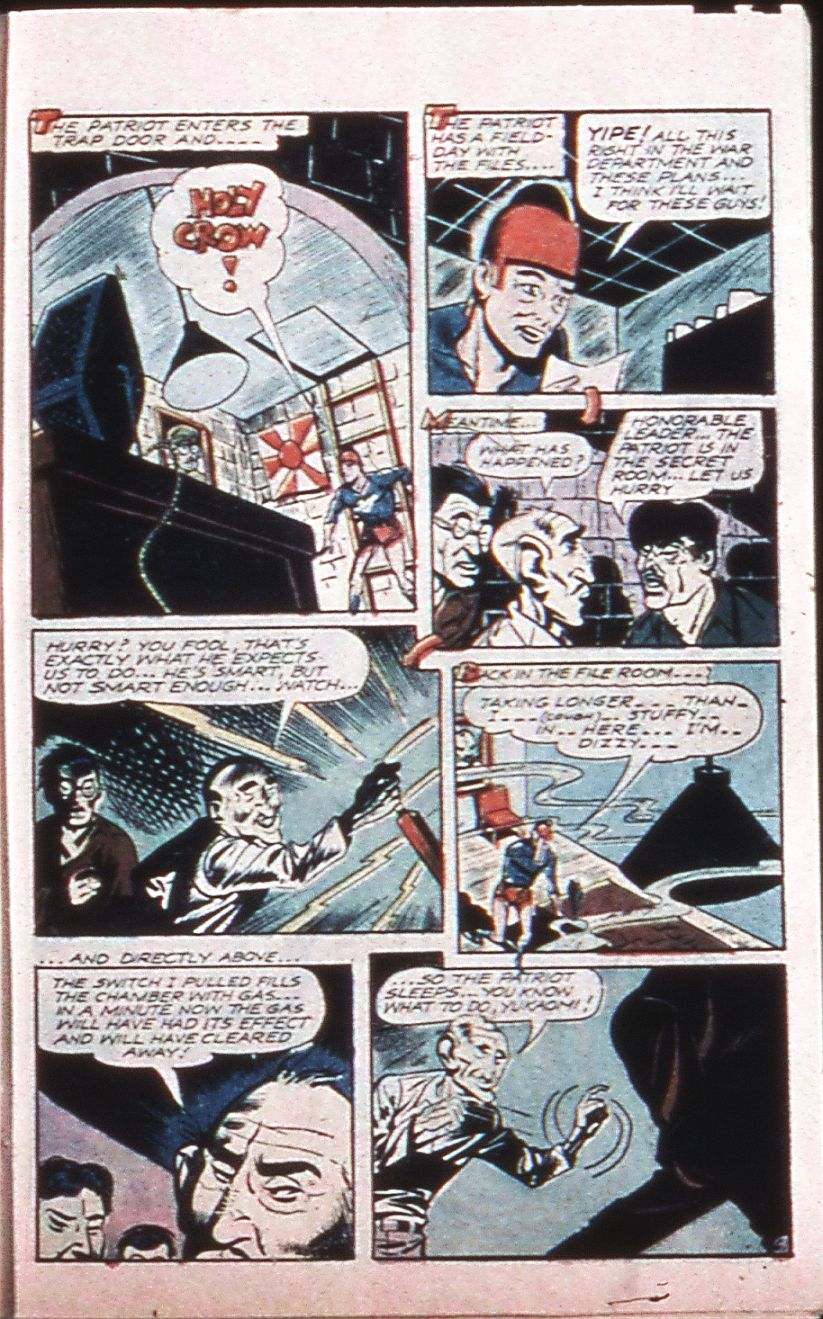 Marvel Mystery Comics (1939) issue 64 - Page 43