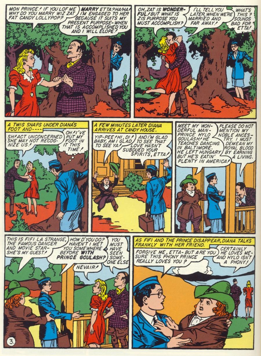Read online Sensation (Mystery) Comics comic -  Issue #16 - 5