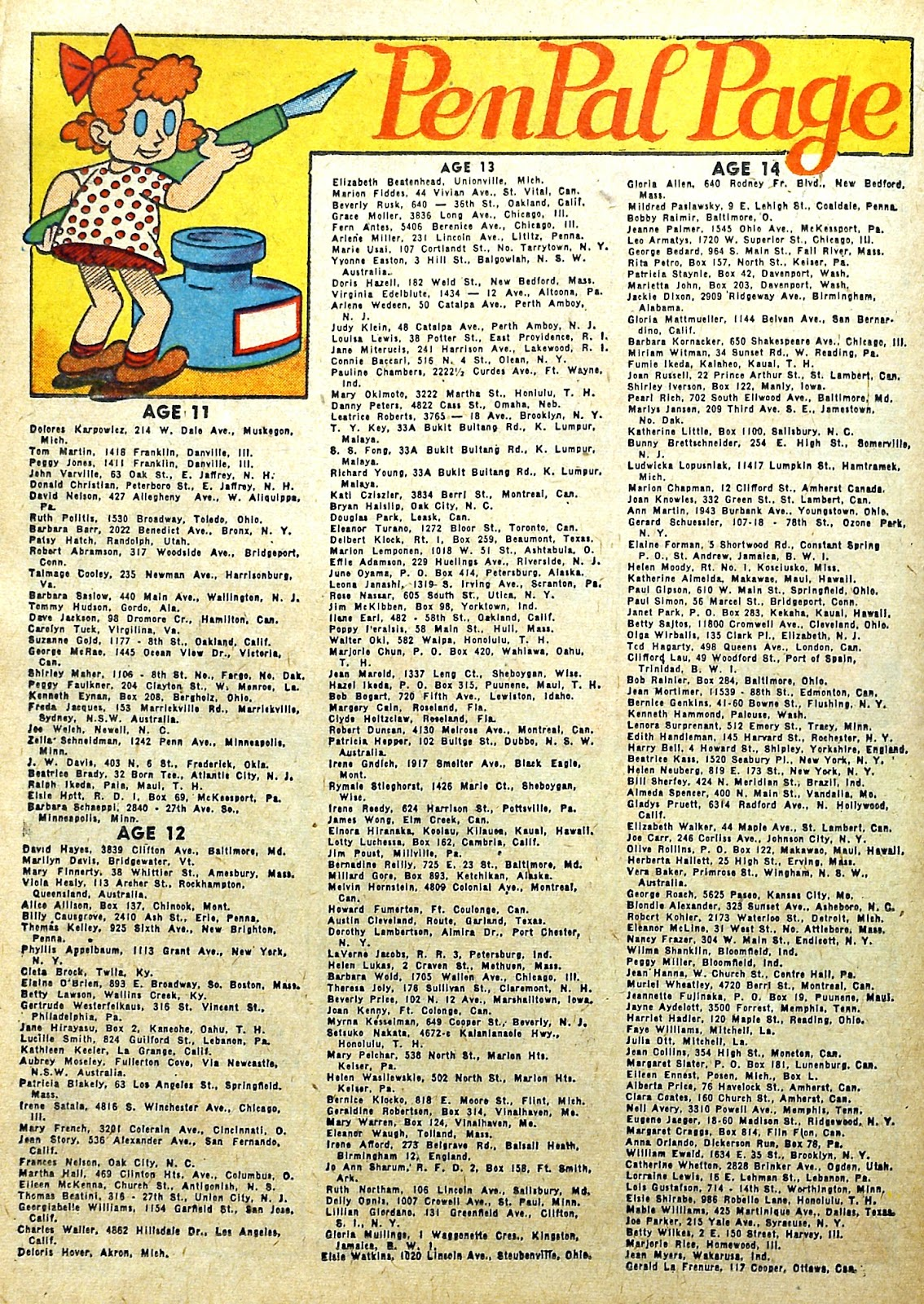 Read online Famous Funnies comic -  Issue #78 - 34