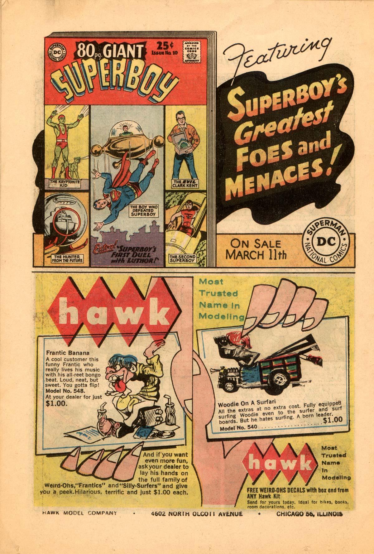 Read online Adventure Comics (1938) comic -  Issue #332 - 30