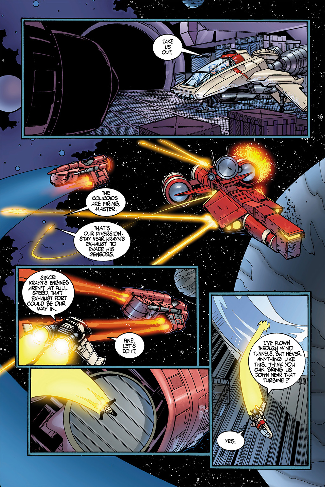 Read online Star Wars Omnibus comic -  Issue # Vol. 10 - 158