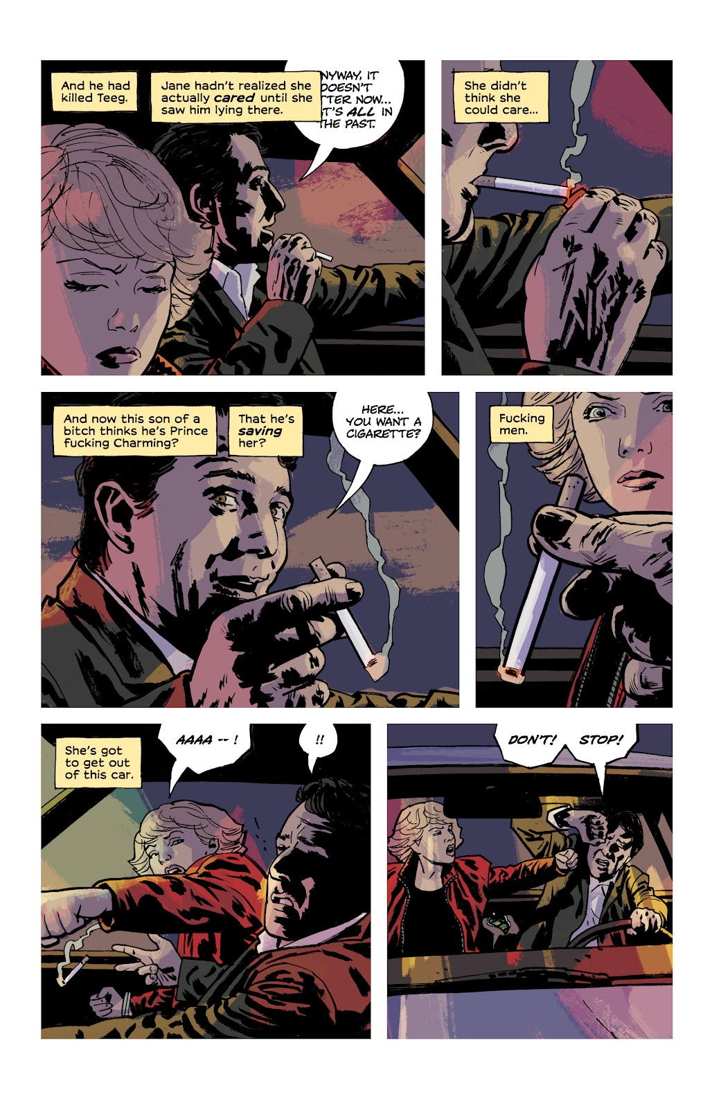 Read online Criminal (2019) comic -  Issue #12 - 10