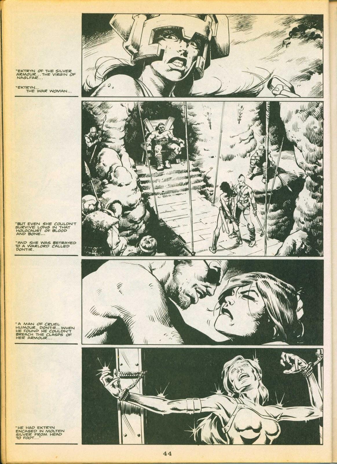 Warrior Issue #3 #4 - English 43