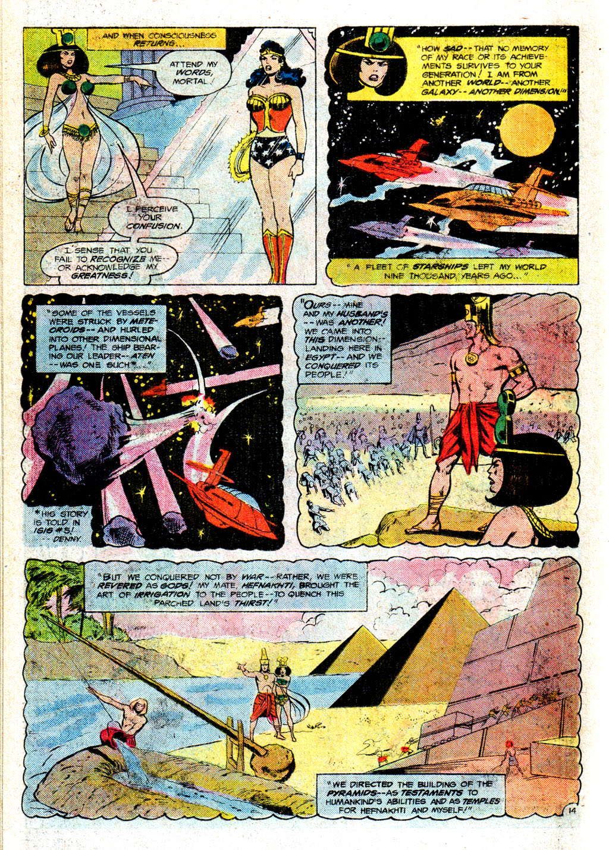 Read online Wonder Woman (1942) comic -  Issue #231 - 24