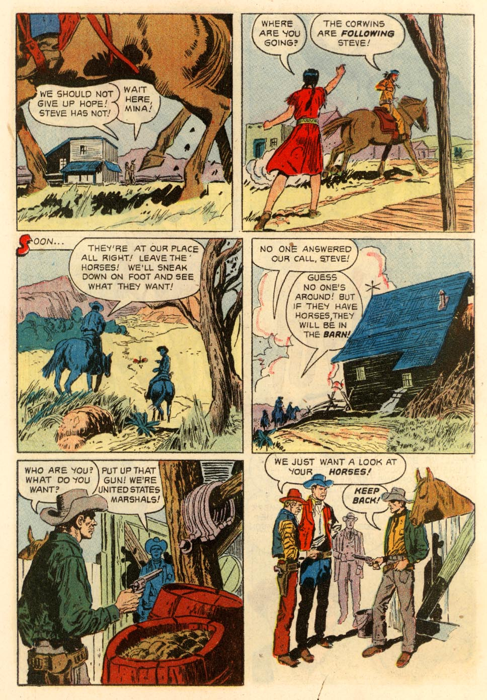 Four Color Comics issue 768 - Page 13