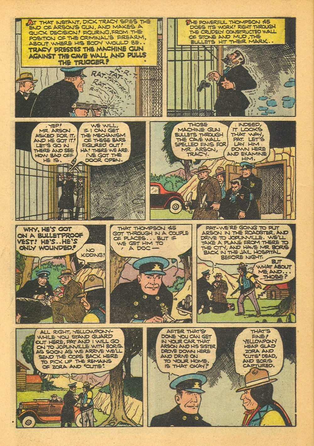 Dick Tracy Monthly issue 10 - Page 24