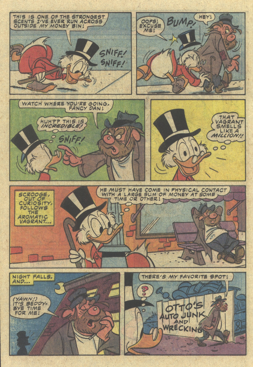Read online Uncle Scrooge (1953) comic -  Issue #204 - 16