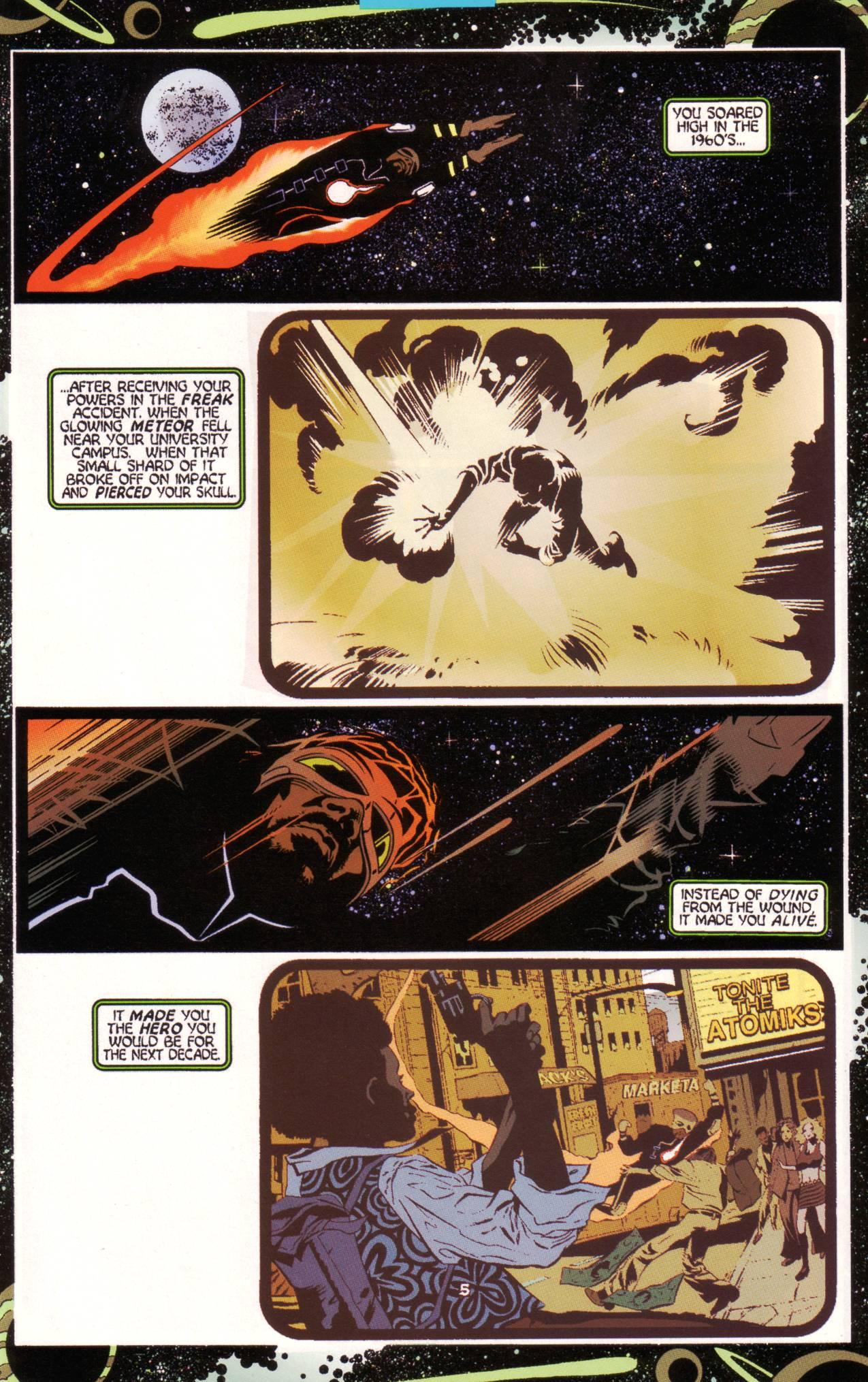 Read online Tangent Comics/ Green Lantern comic -  Issue # Full - 6