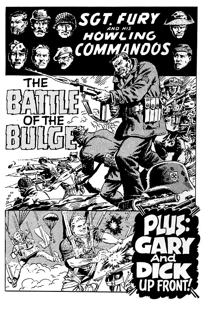 Read online Sgt. Fury comic -  Issue # _Special 4 - 2
