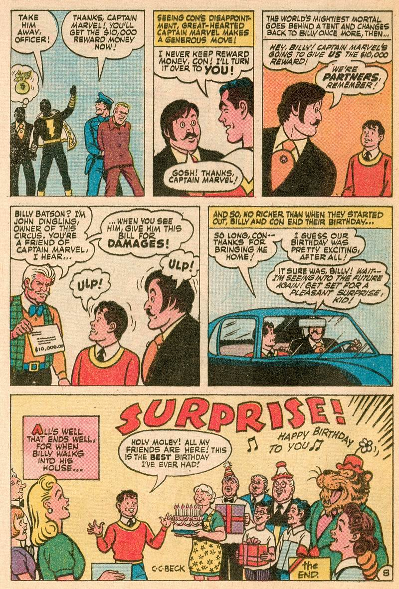 Read online Shazam! (1973) comic -  Issue #4 - 17