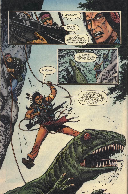 Read online Turok, Dinosaur Hunter (1993) comic -  Issue #8 - 8