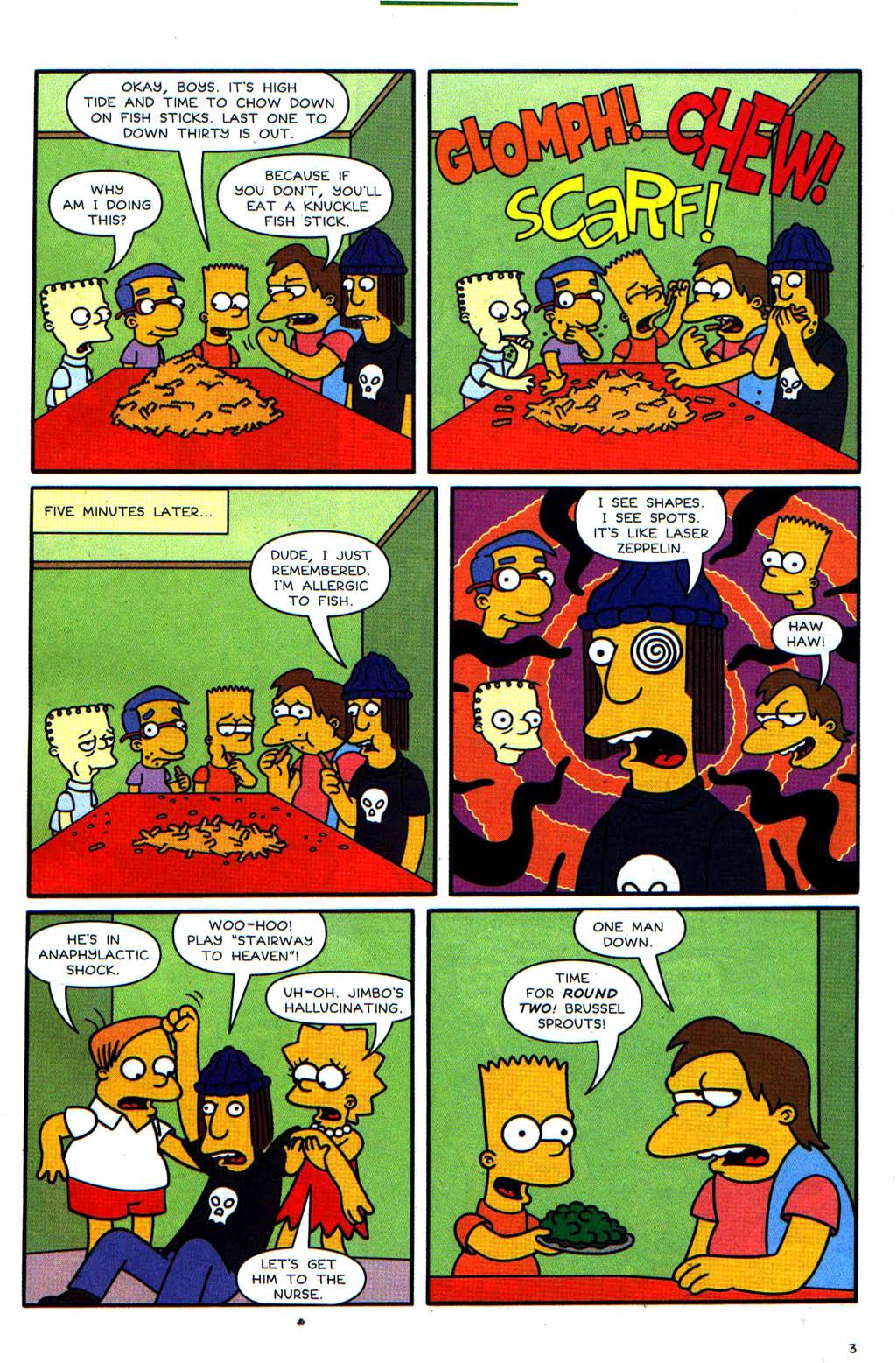 Read online Simpsons Comics Presents Bart Simpson comic -  Issue #19 - 4