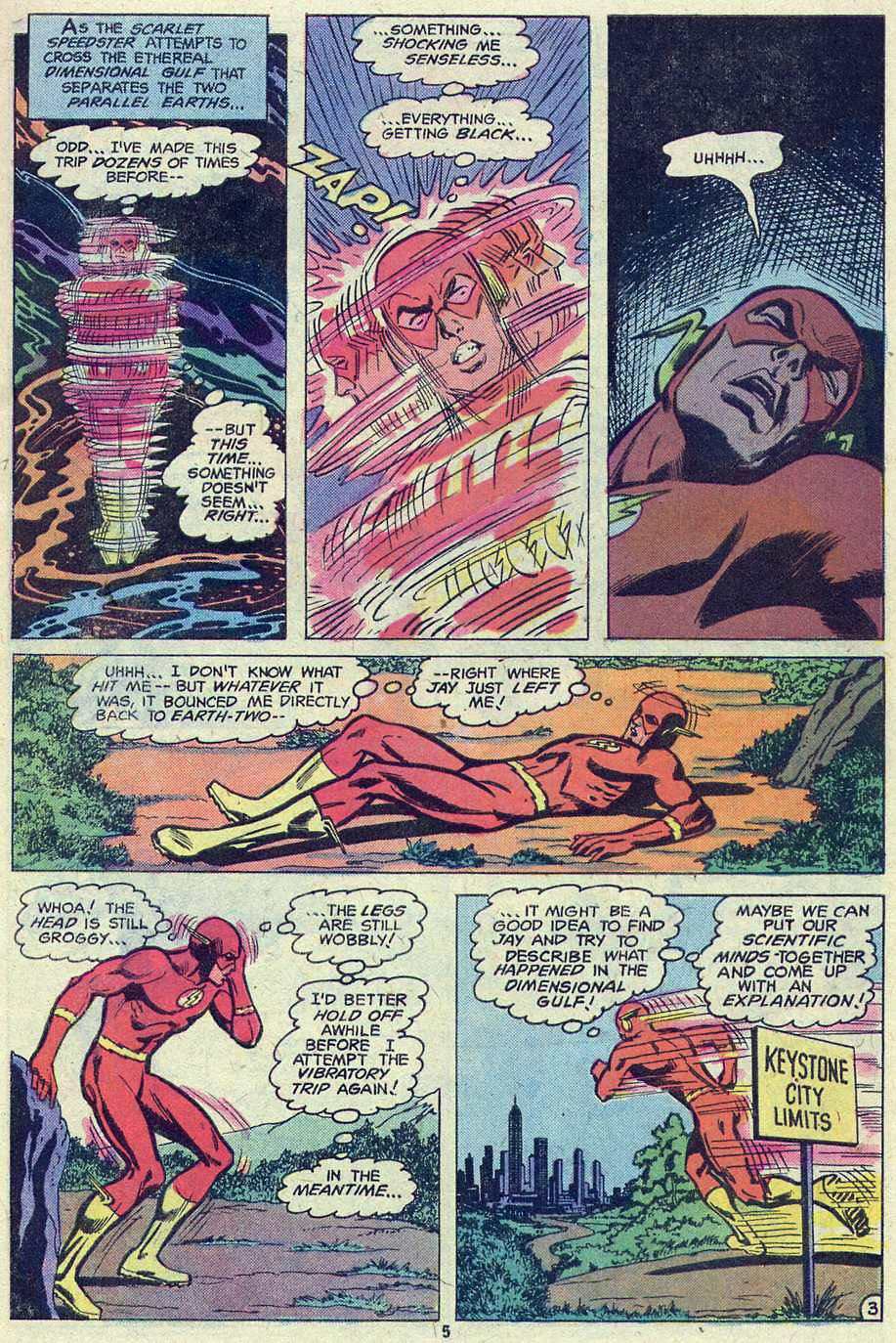 Read online Adventure Comics (1938) comic -  Issue #460 - 5