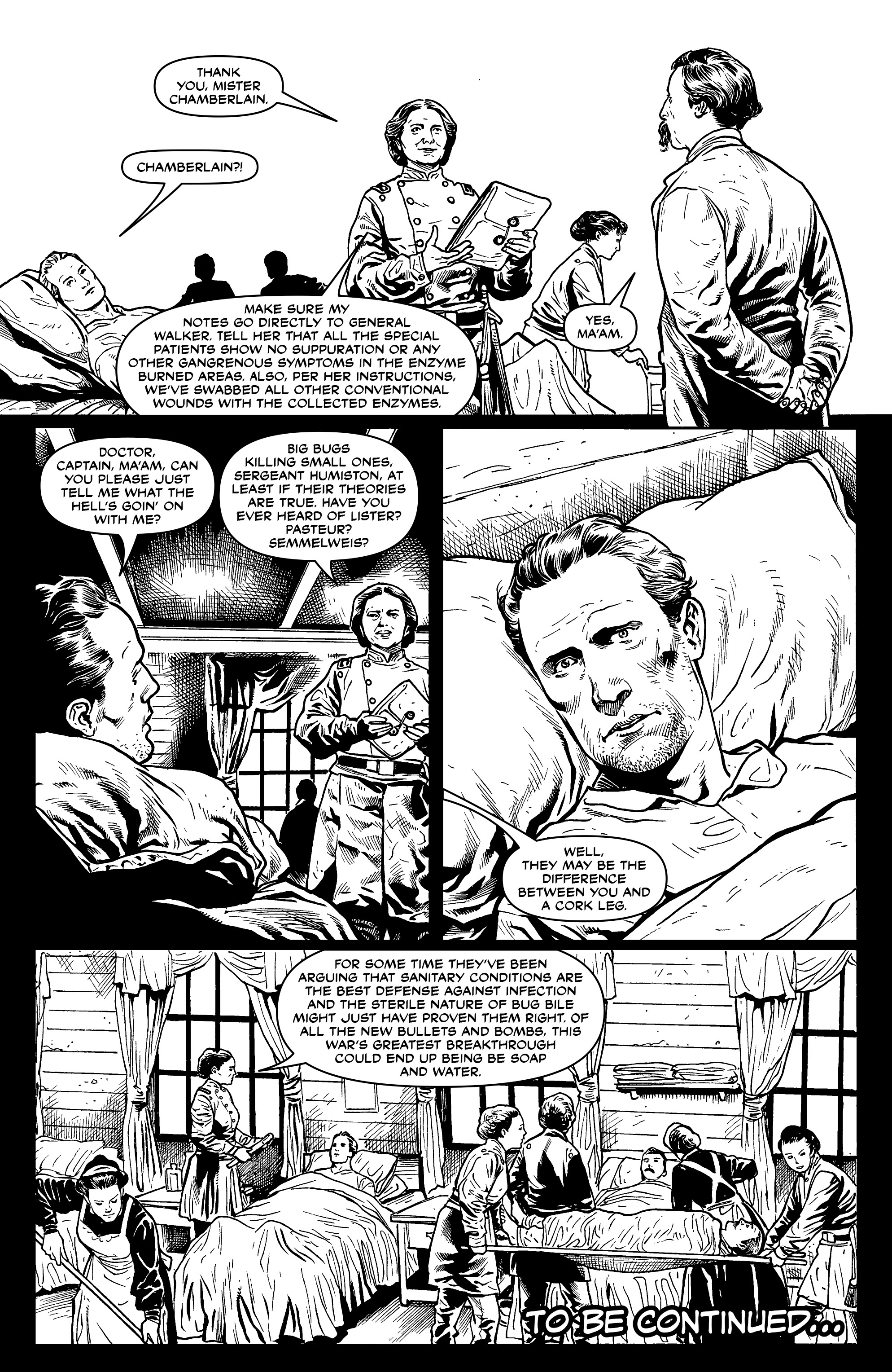 Read online Alan Moore's Cinema Purgatorio comic -  Issue #10 - 21