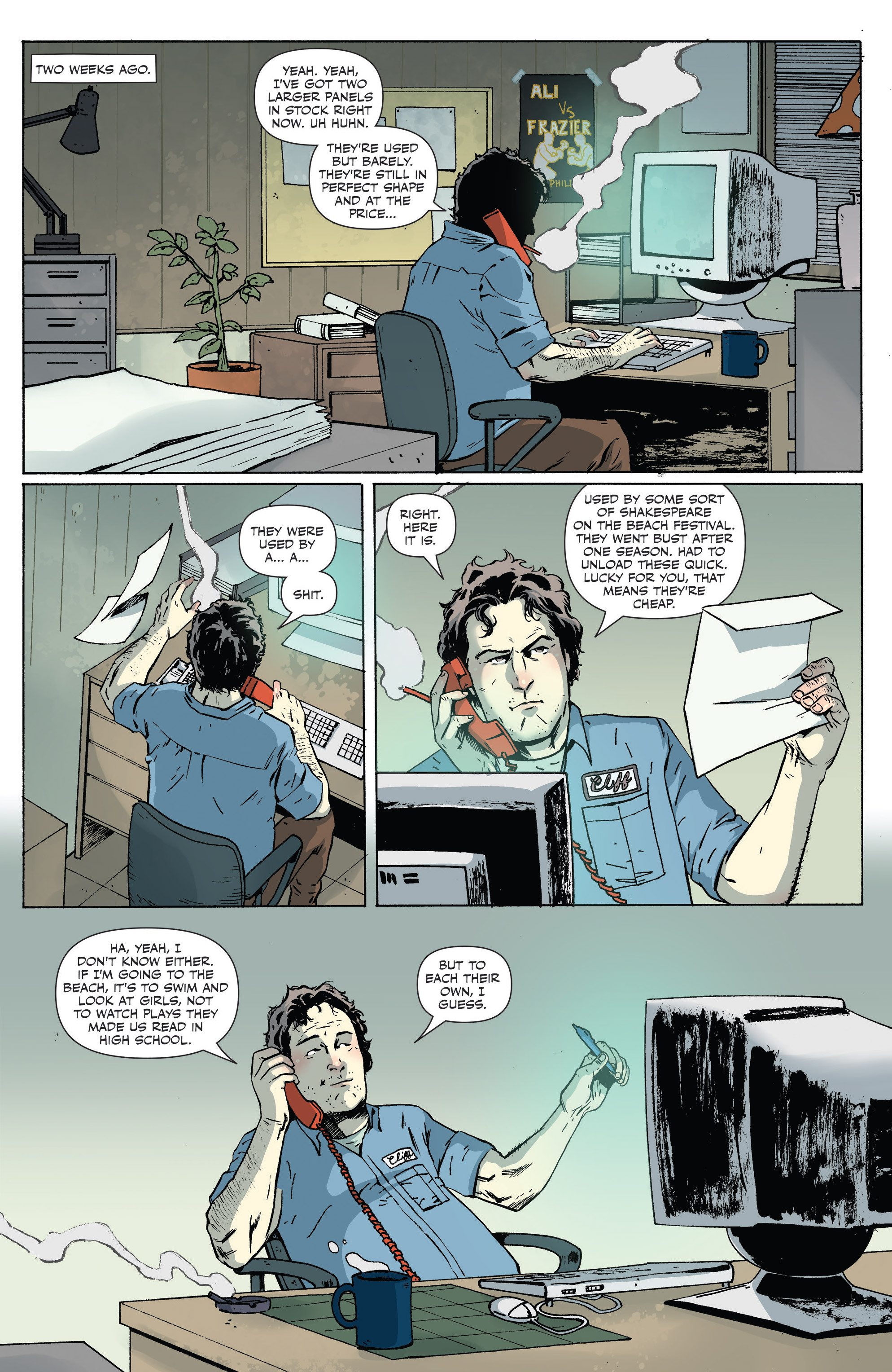 Read online Sheltered comic -  Issue #6 - 3