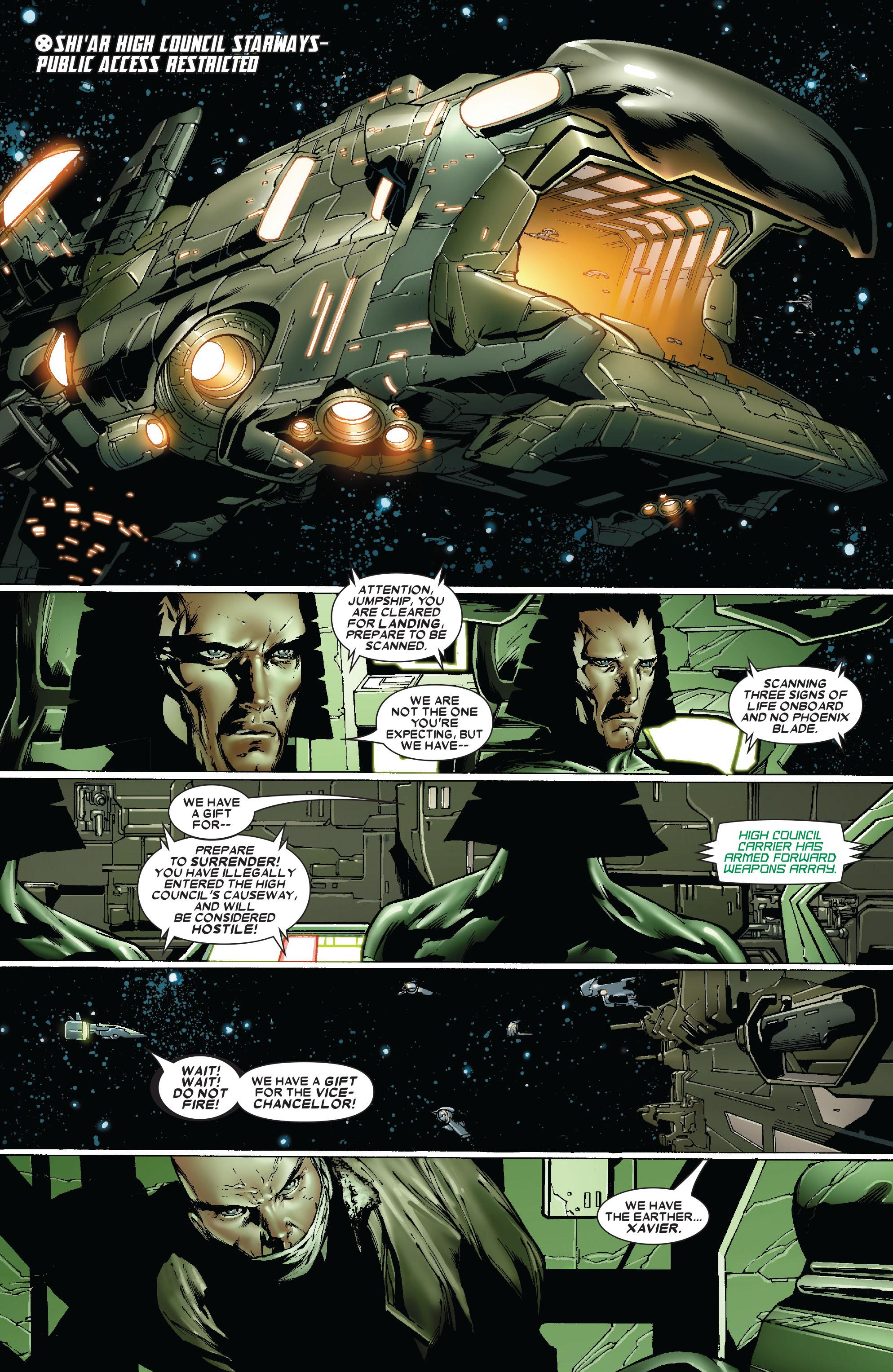Read online Uncanny X-Men (1963) comic -  Issue #481 - 9