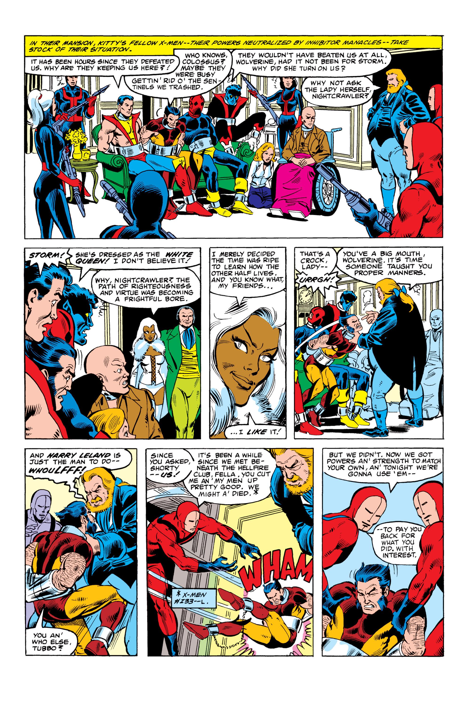 Read online Uncanny X-Men (1963) comic -  Issue #152 - 9