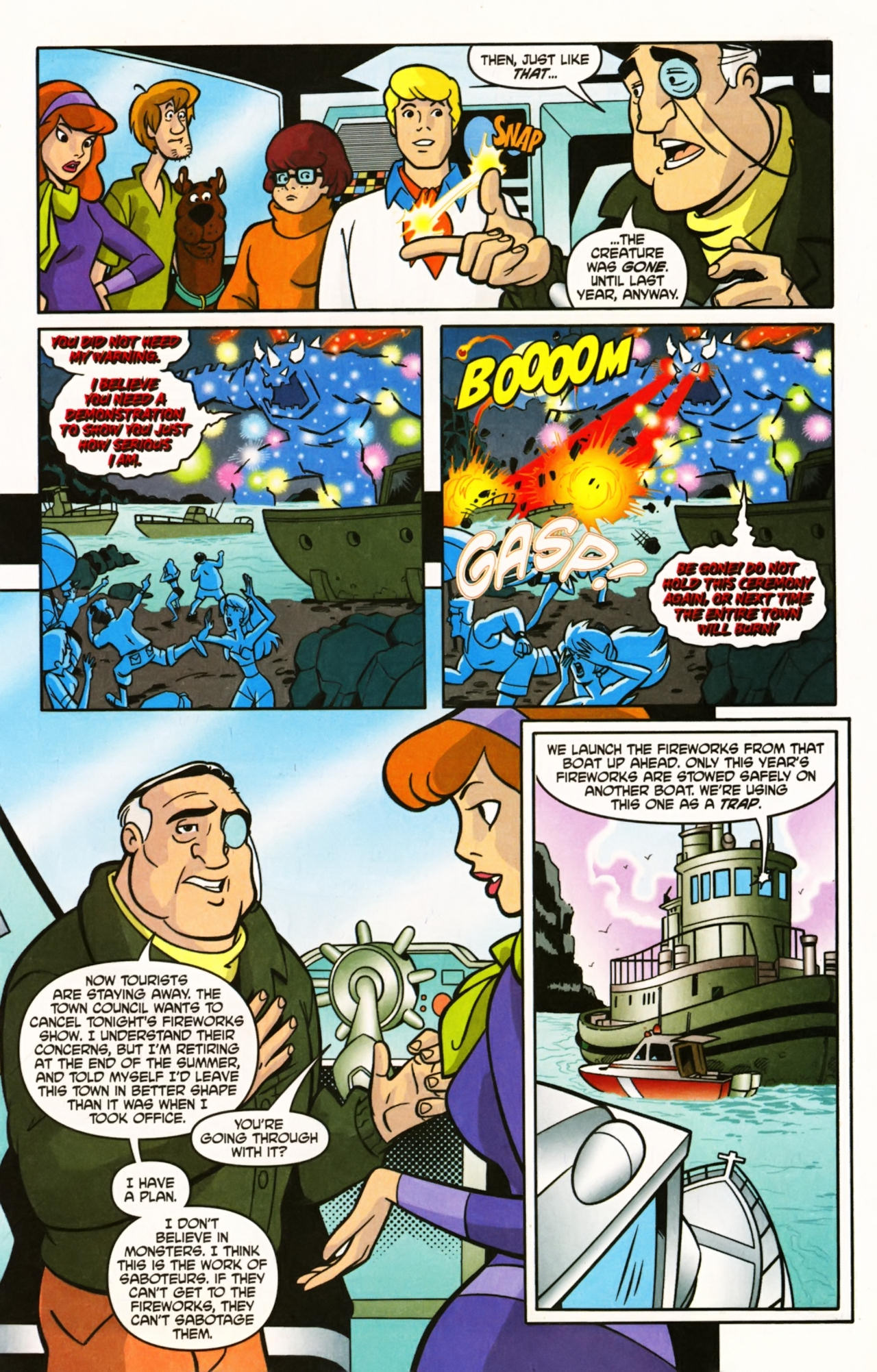 Read online Scooby-Doo (1997) comic -  Issue #146 - 4