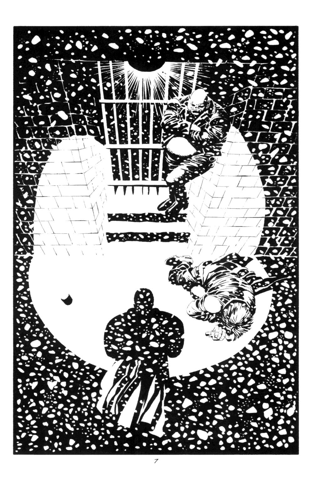 Read online Sin City: Silent Night comic -  Issue # Full - 8