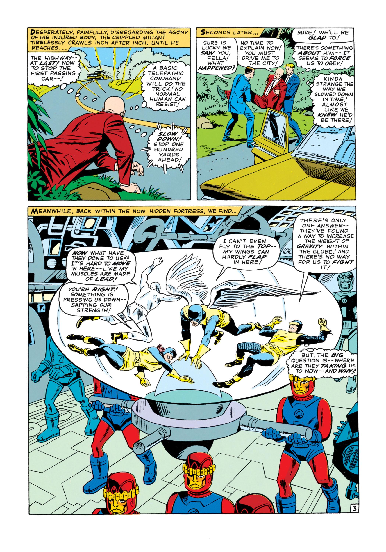 Read online Uncanny X-Men (1963) comic -  Issue #16 - 4