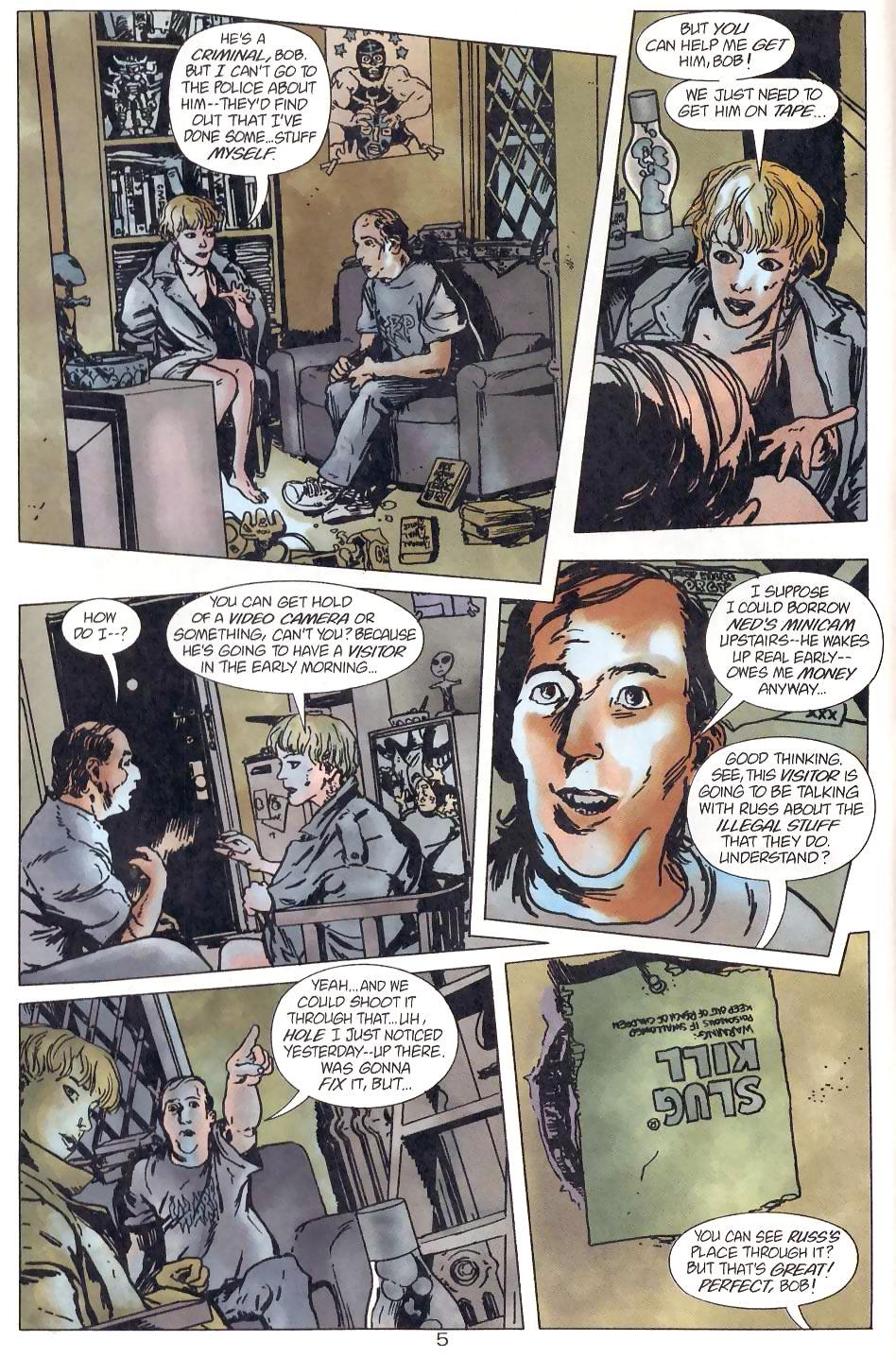 Read online Flinch comic -  Issue #5 - 11