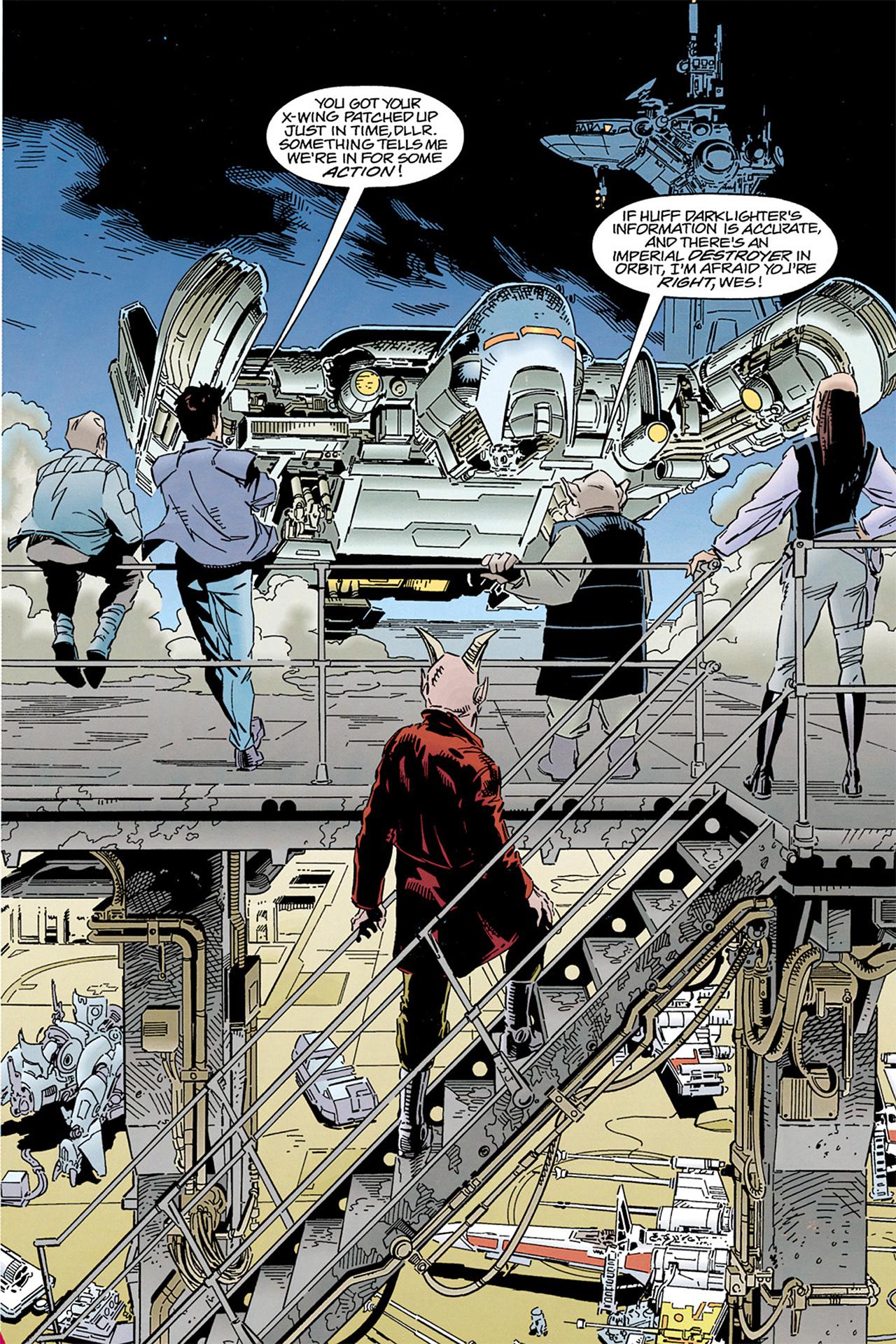 Read online Star Wars Omnibus comic -  Issue # Vol. 2 - 96
