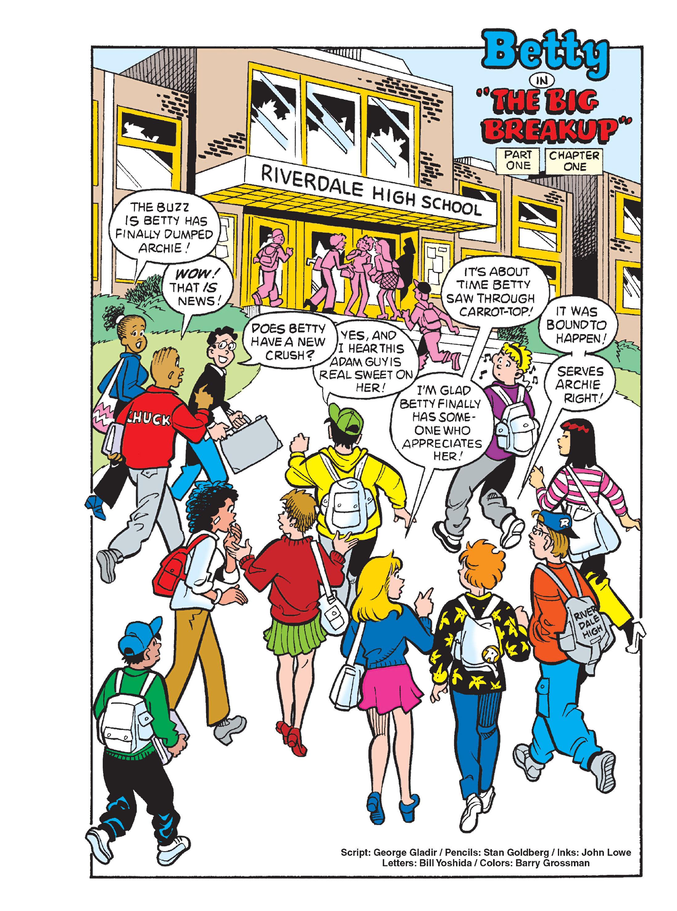 Read online Archie 1000 Page Comics Blowout! comic -  Issue # TPB (Part 3) - 210