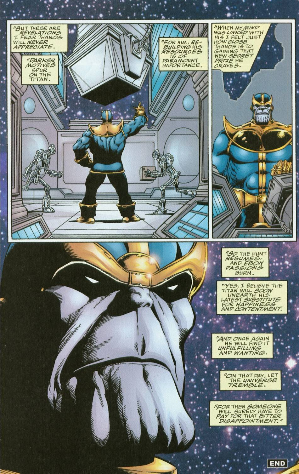 Read online Infinity Abyss comic -  Issue #6 - 40