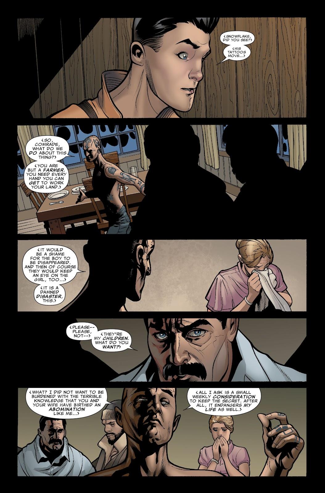 Uncanny X-Men (1963) issue 505 - Page 7