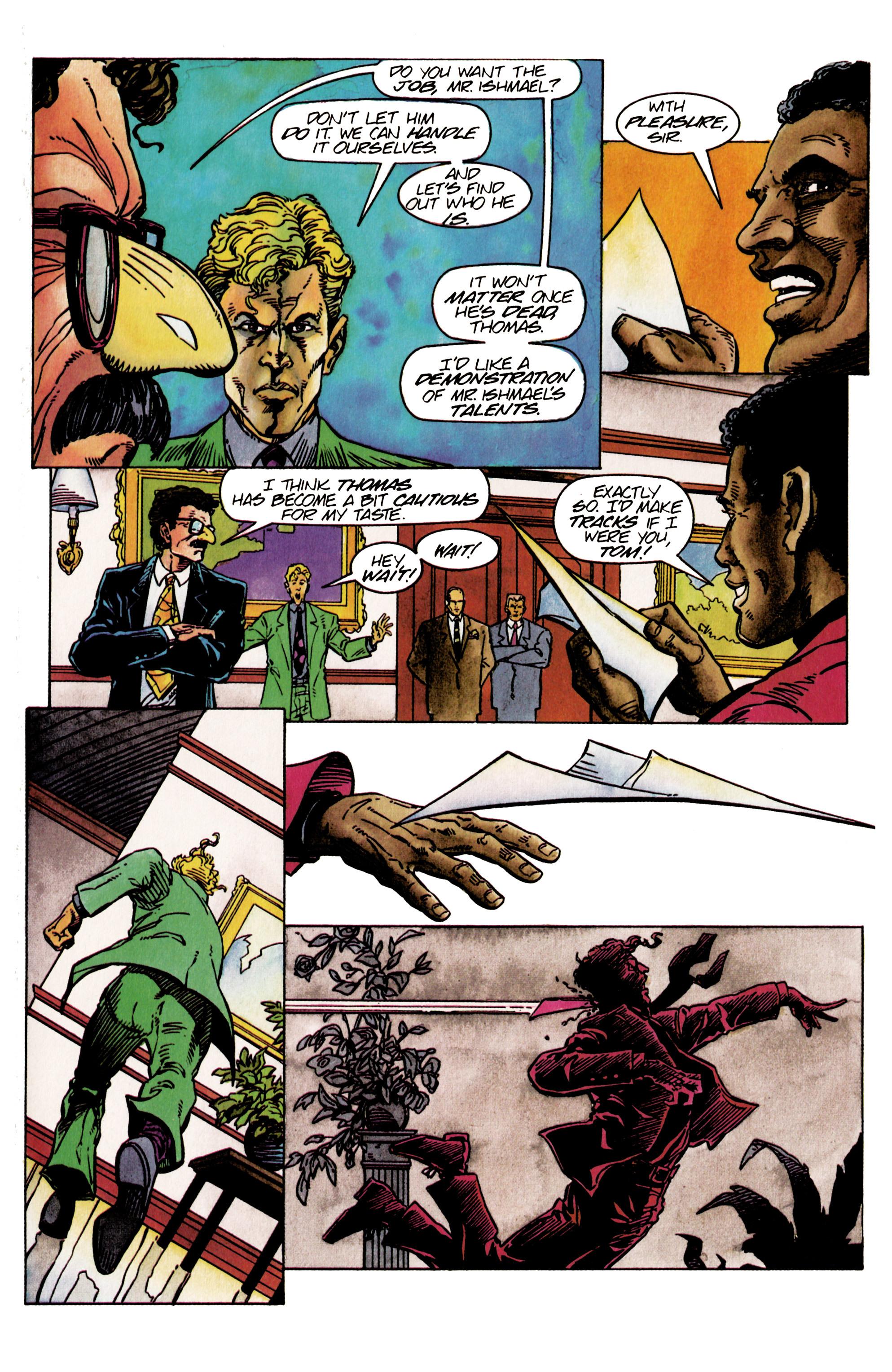Read online Shadowman (1992) comic -  Issue #26 - 13