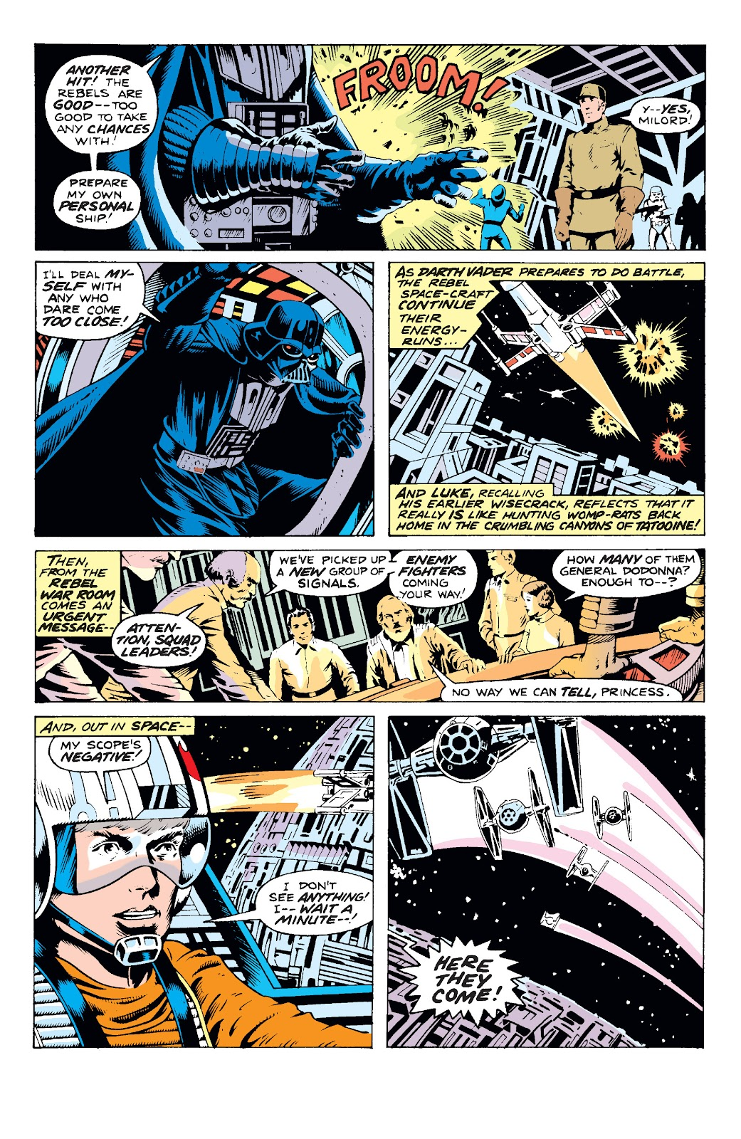 Read online Star Wars Legends: The Original Marvel Years - Epic Collection comic -  Issue # TPB 1 (Part 2) - 4