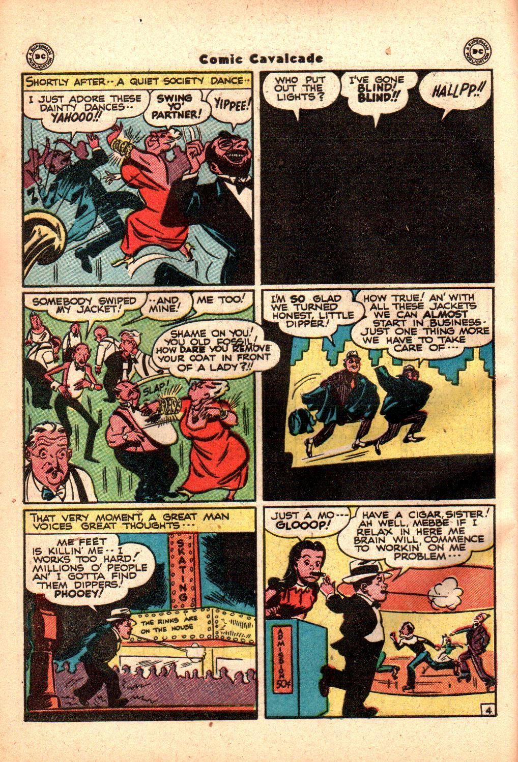 Comic Cavalcade issue 21 - Page 54