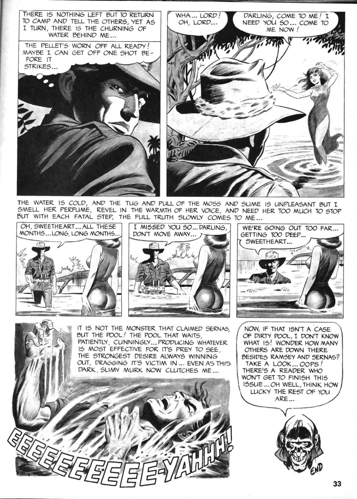 Creepy (1964) Issue #25 #25 - English 33