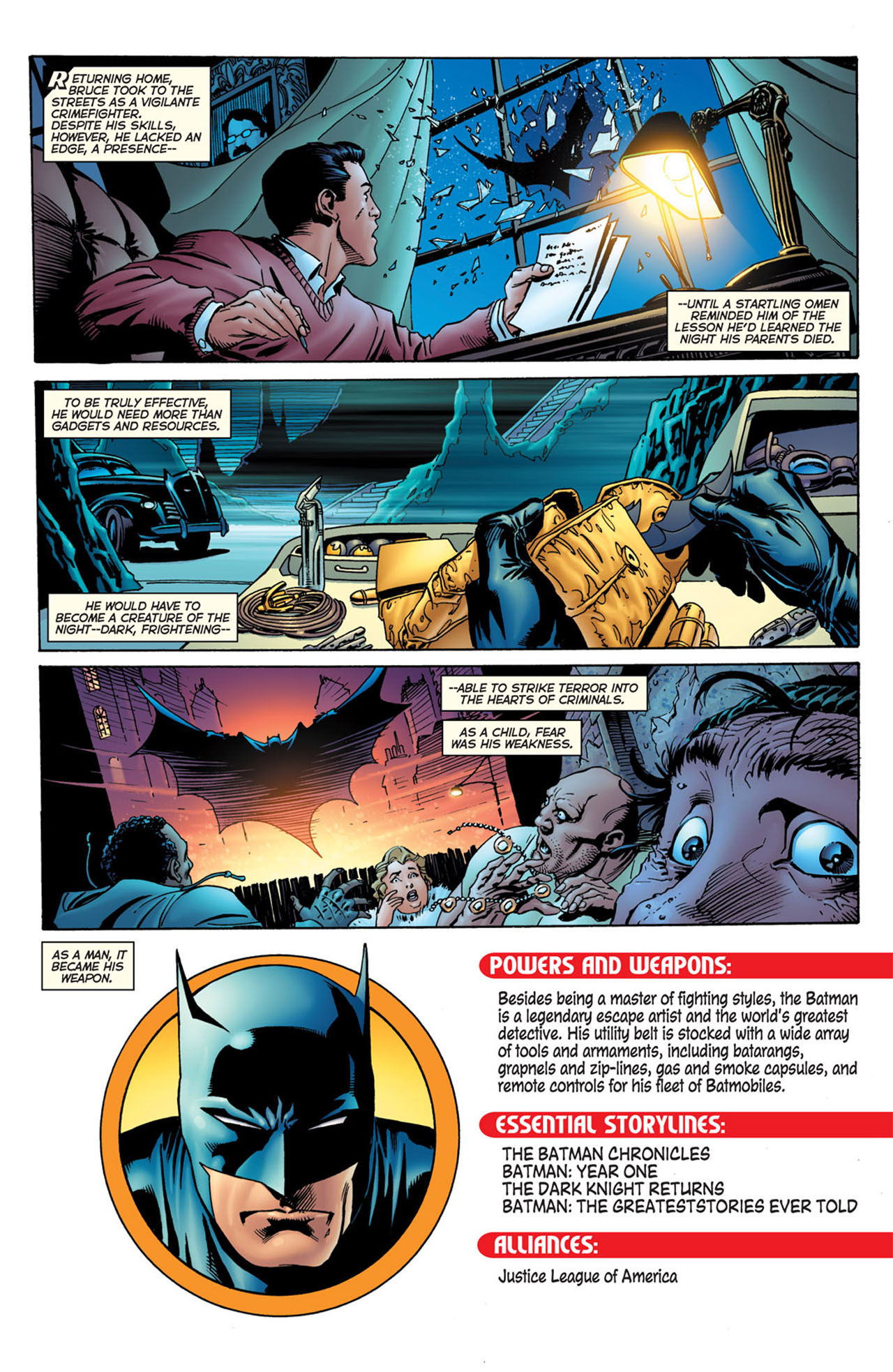Read online 52 comic -  Issue #46 - 22