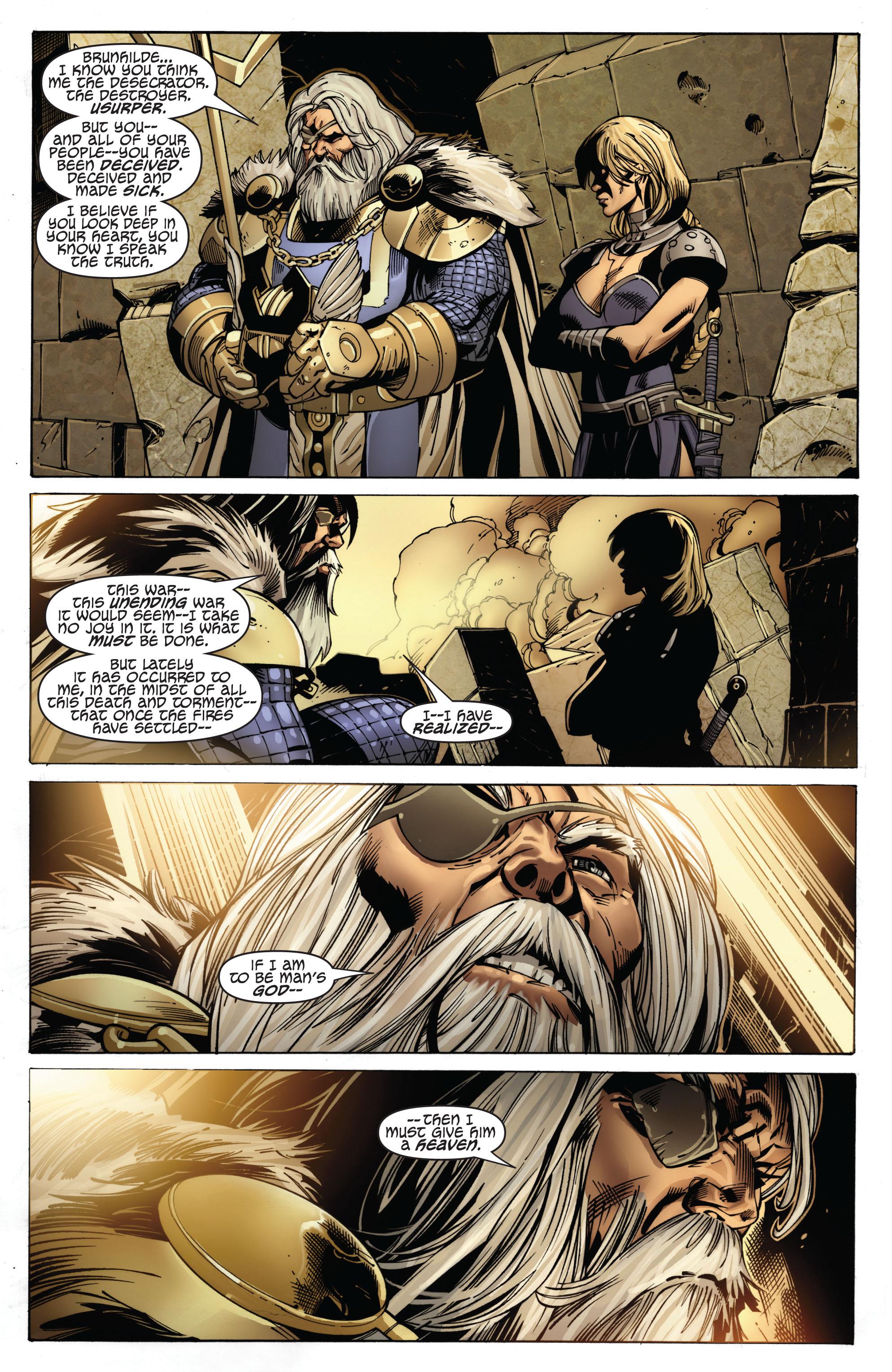 Read online Secret Avengers (2010) comic -  Issue #14 - 21