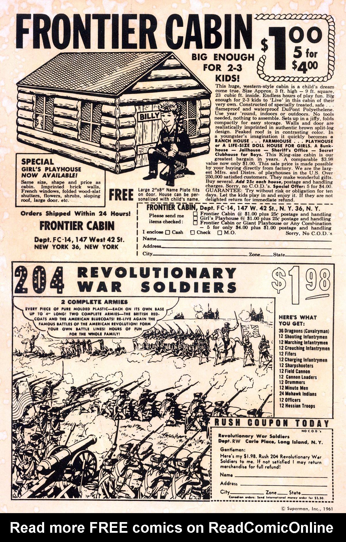 Read online Adventure Comics (1938) comic -  Issue #286 - 2
