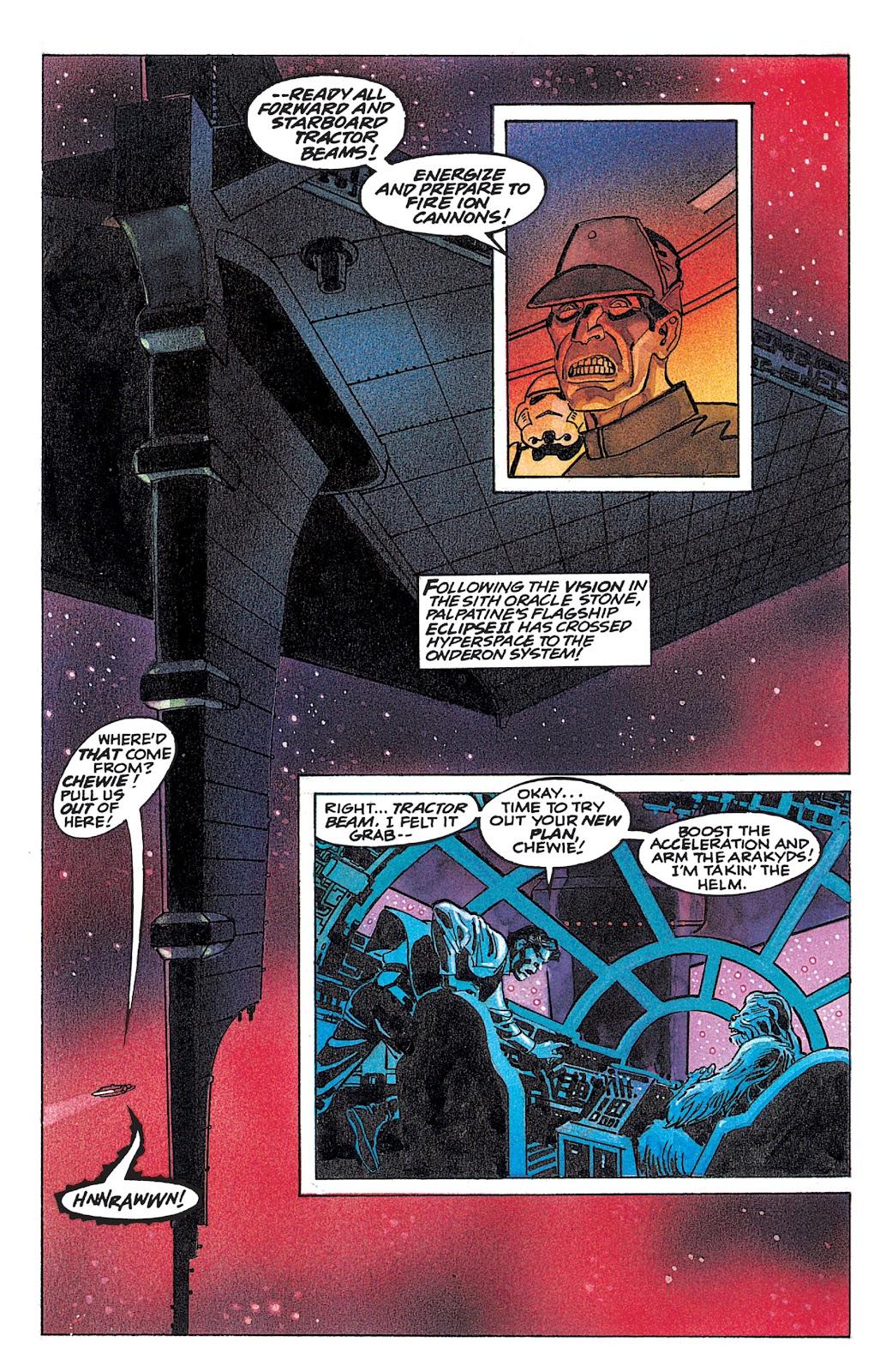 Read online Star Wars: Dark Empire Trilogy comic -  Issue # TPB (Part 4) - 38